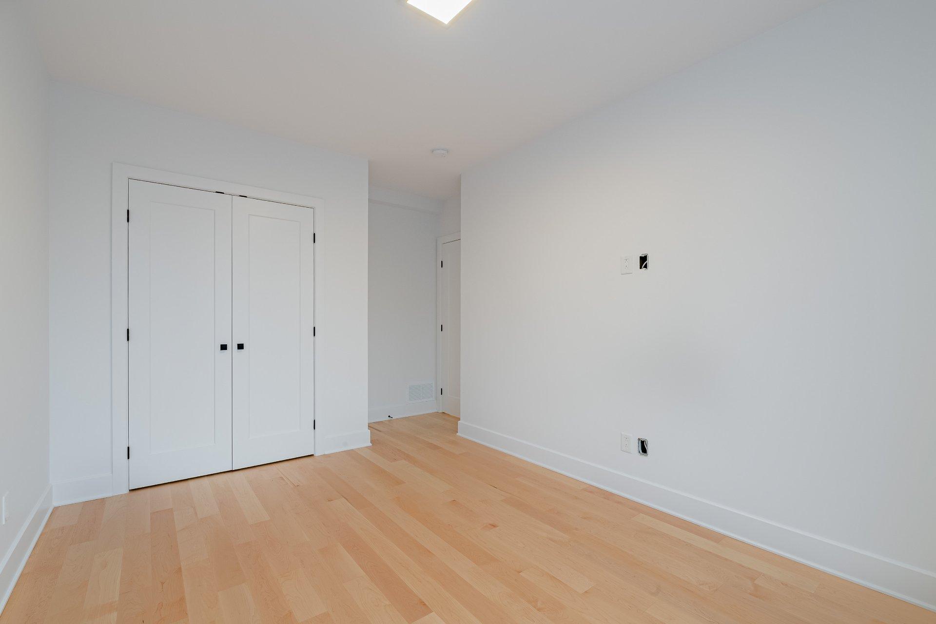 Chambre à coucher Maison Montréal (Villeray/Saint-Michel/Parc-Extension)
