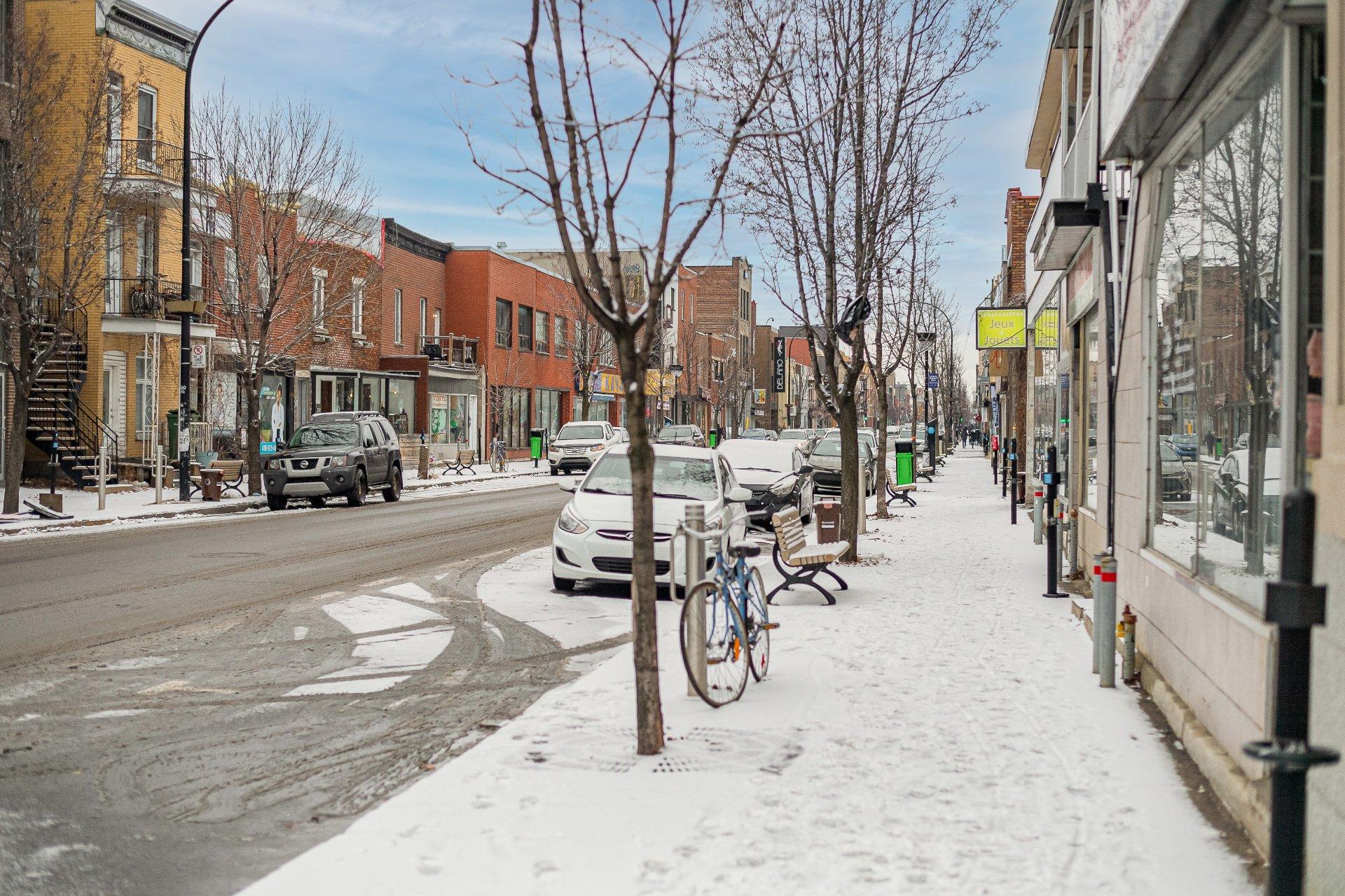 Rue Maison Montréal (Villeray/Saint-Michel/Parc-Extension)