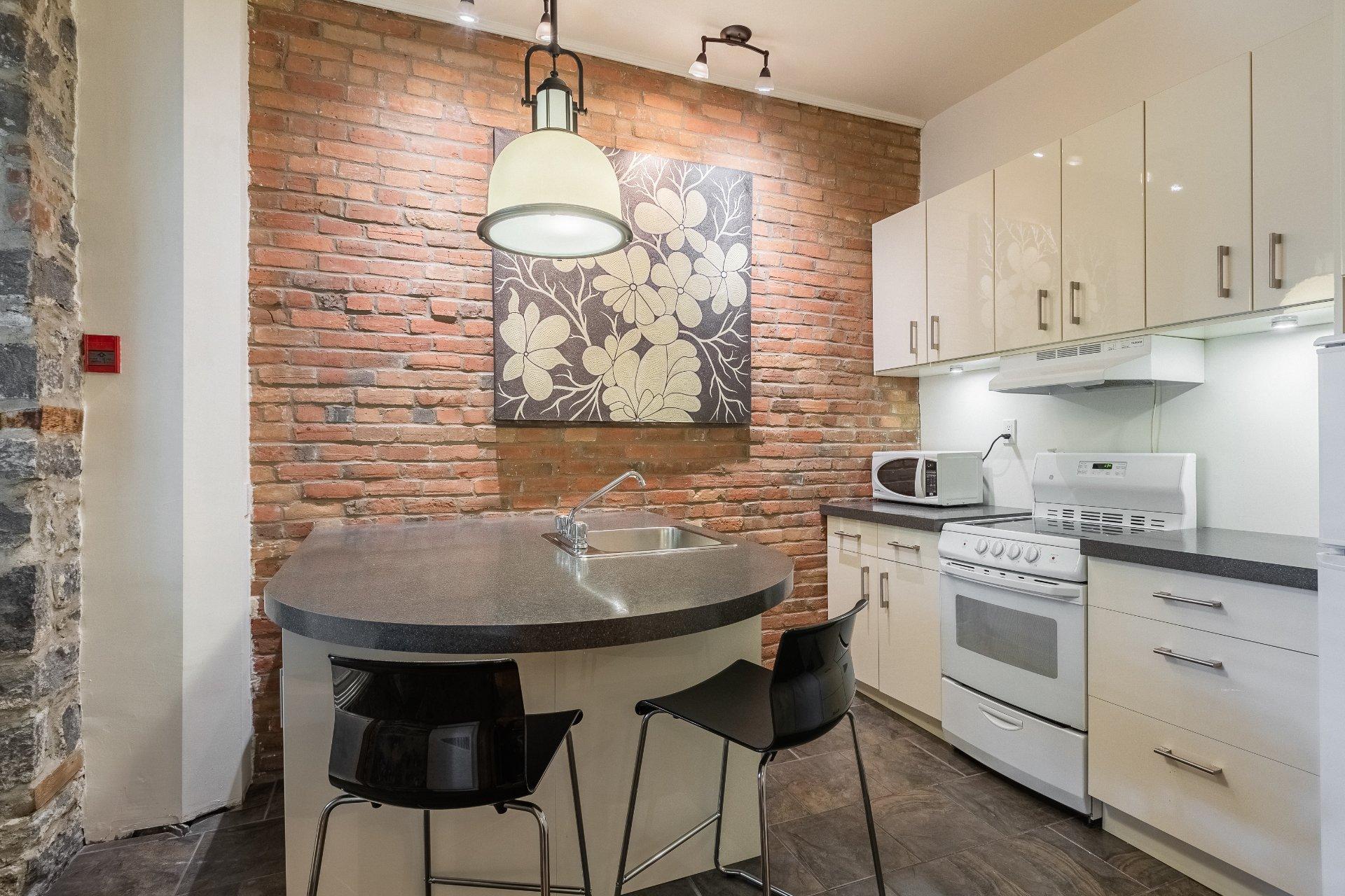 Kitchen Quadruplex Montréal (Ville-Marie)