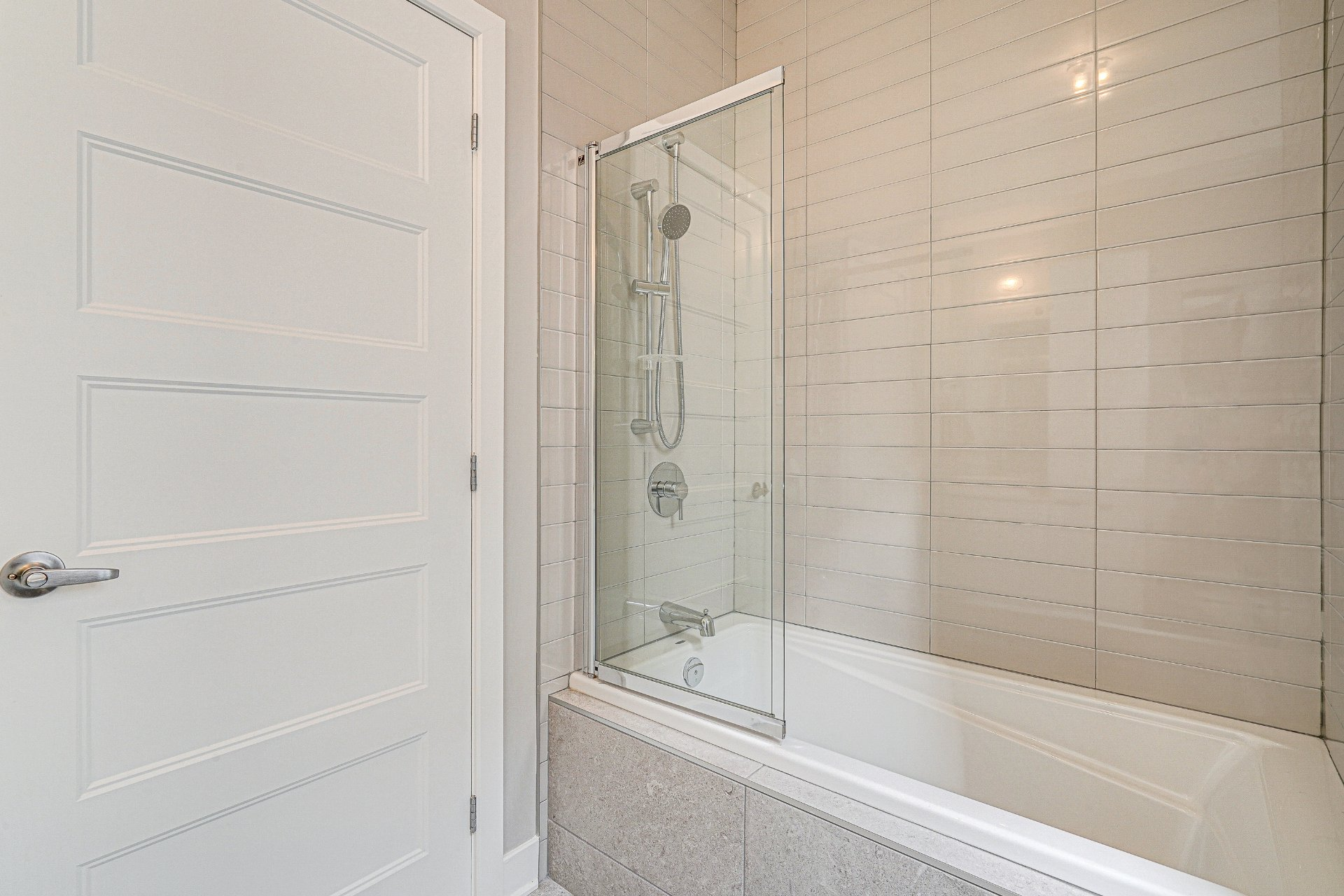 Salle de bains Maison Montréal (Rosemont/La Petite-Patrie)