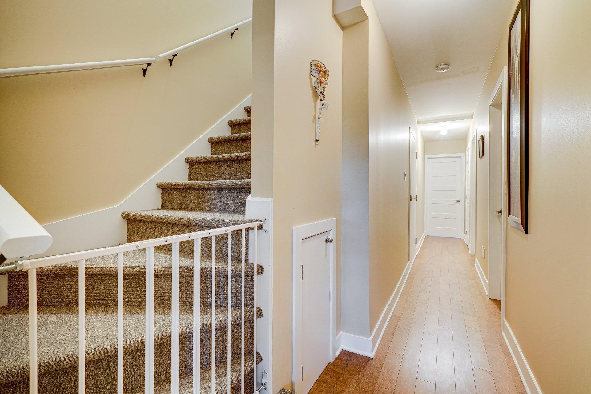 Escalier Maison Montréal (Rosemont/La Petite-Patrie)
