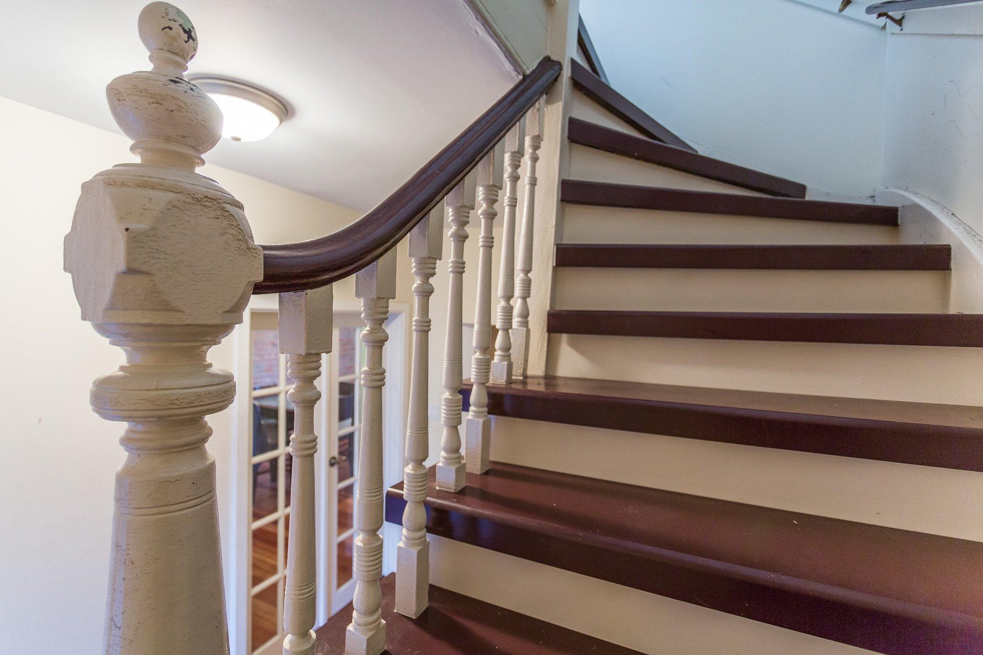 Escalier Duplex Montréal (Le Plateau-Mont-Royal)