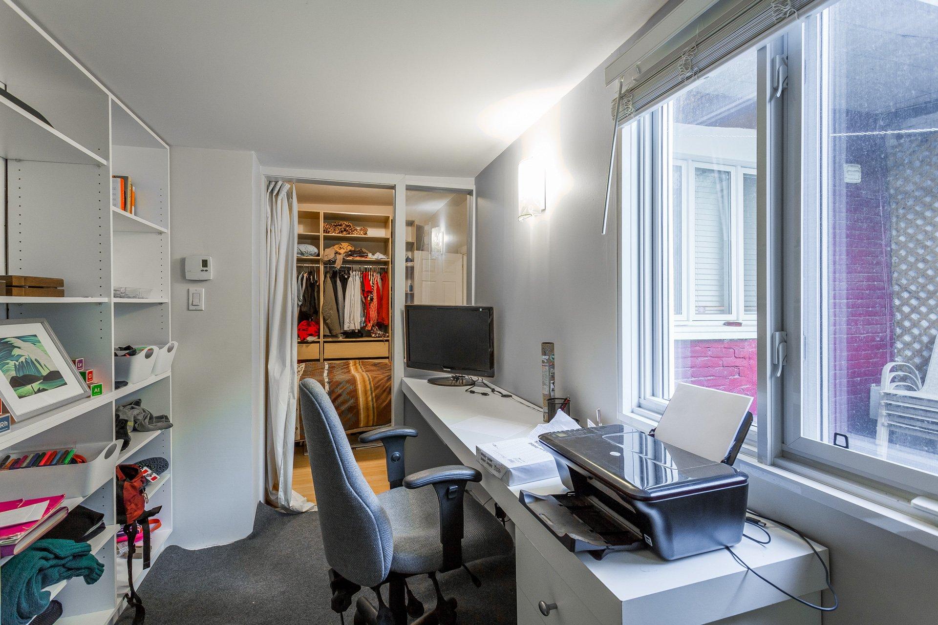 Bureau Duplex Montréal (Le Plateau-Mont-Royal)