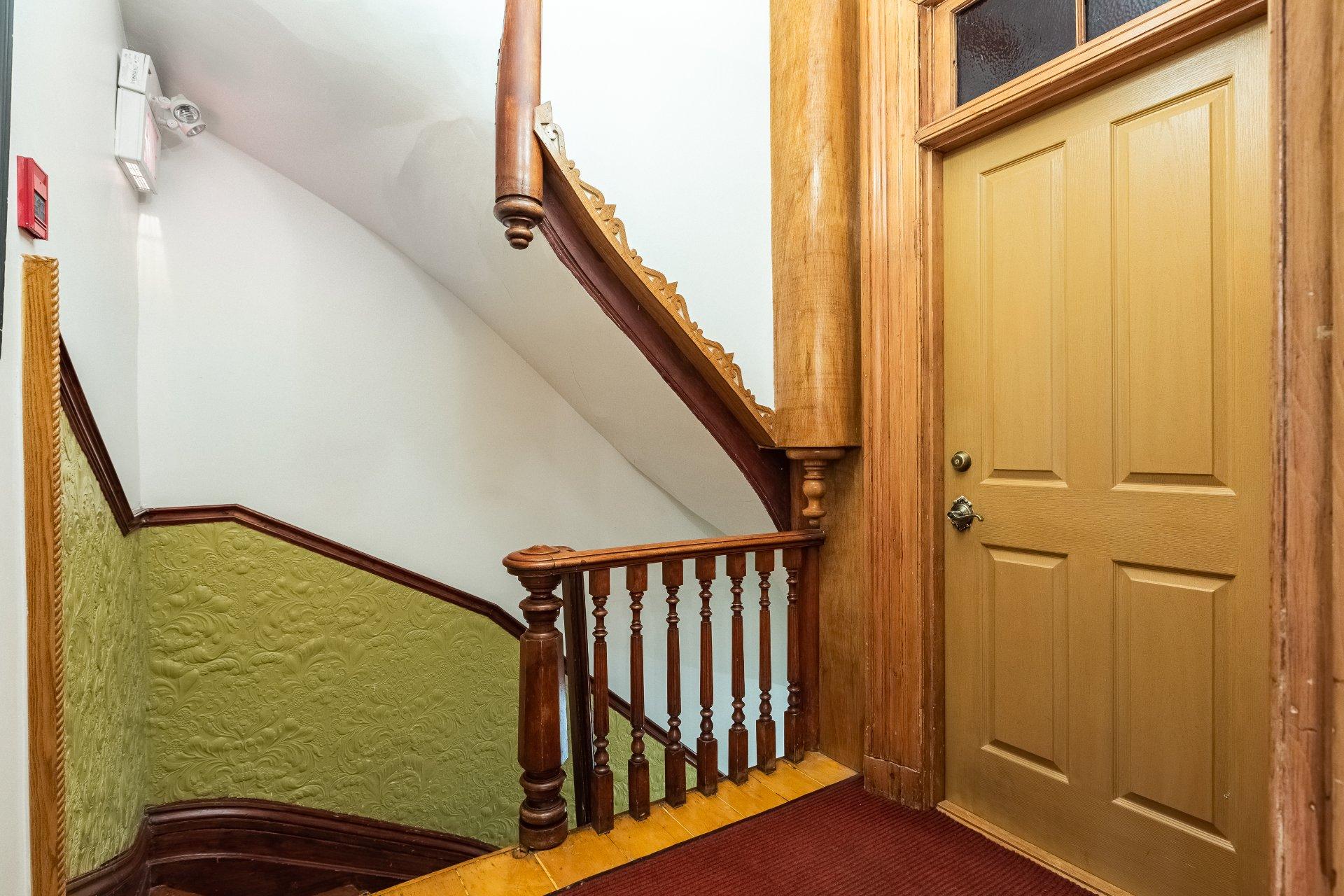 Escalier Quadruplex Montréal (Ville-Marie)