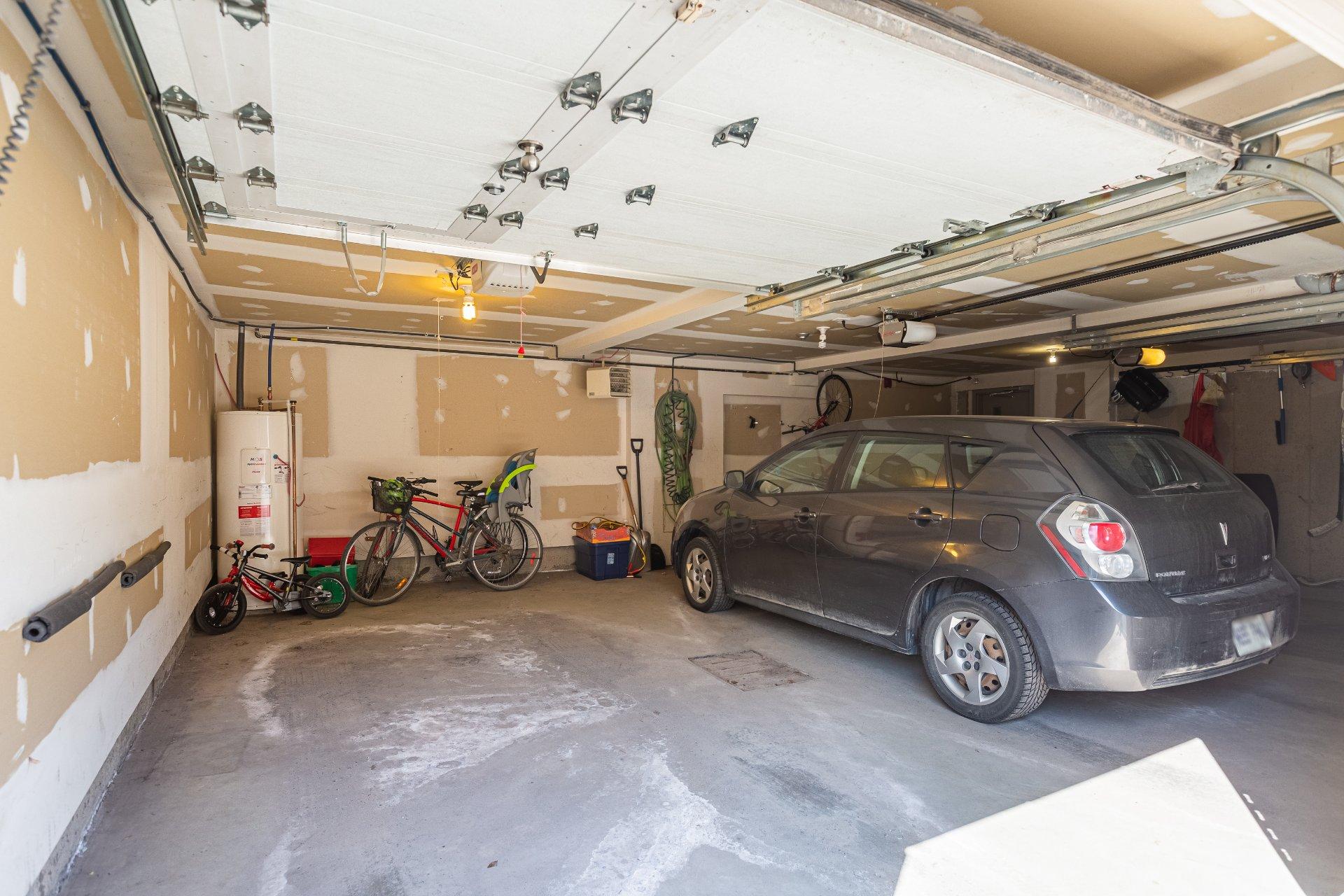 Garage Condo Montréal (Rosemont/La Petite-Patrie)