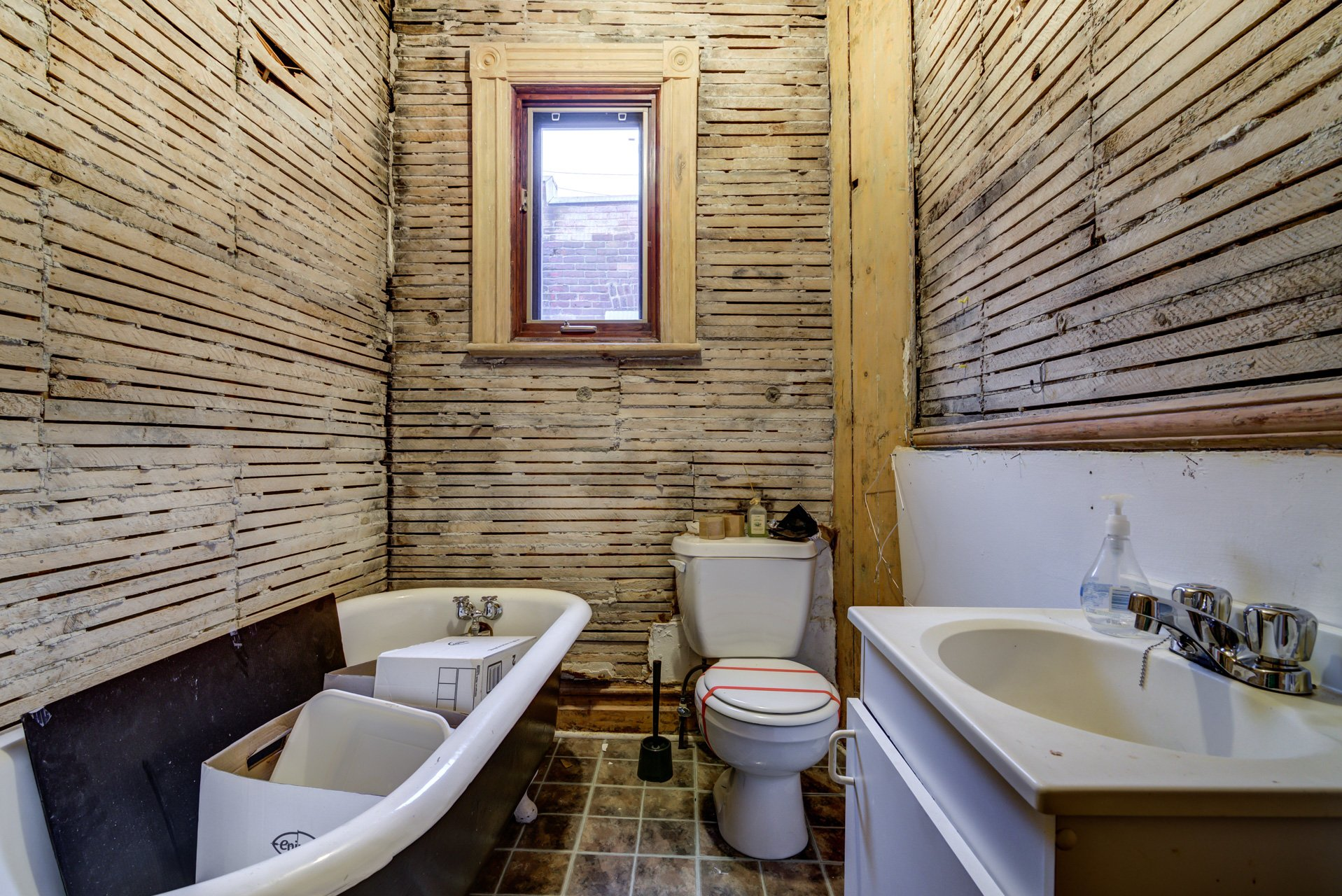 Salle de bains Triplex Montréal (Ville-Marie)