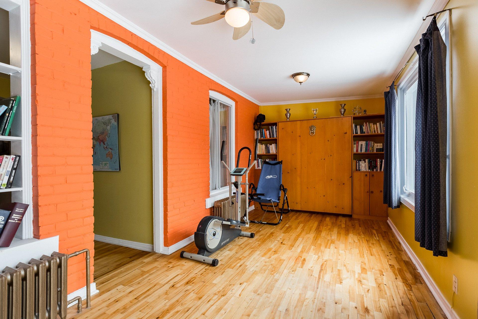 Chambre à coucher Maison Montréal (Rosemont/La Petite-Patrie)