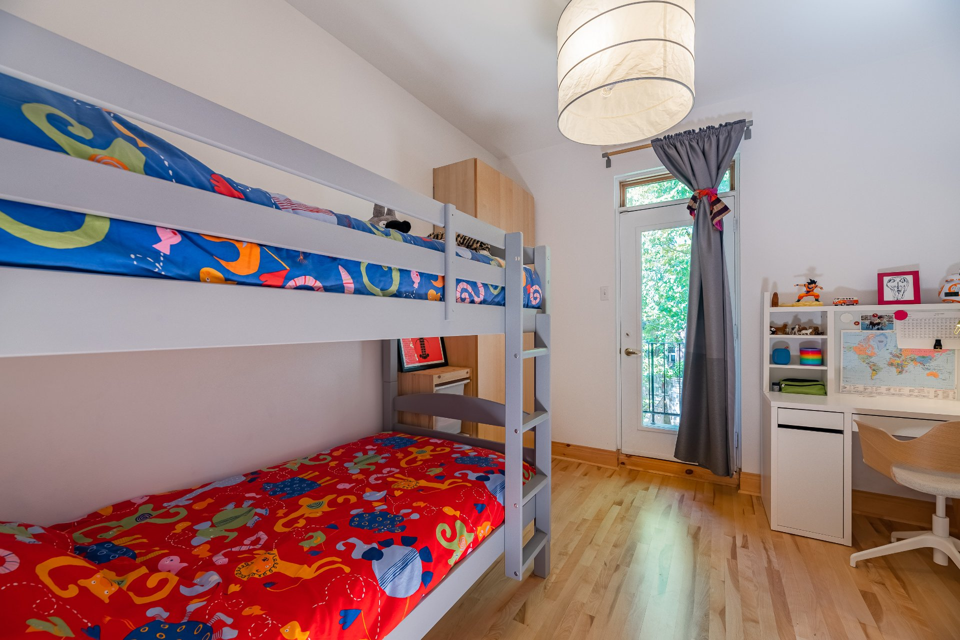 Bedroom House Montréal (Le Plateau-Mont-Royal)