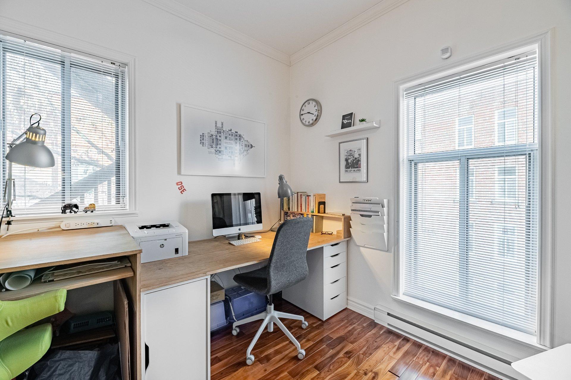 Bureau Condo Montréal (Le Plateau-Mont-Royal)