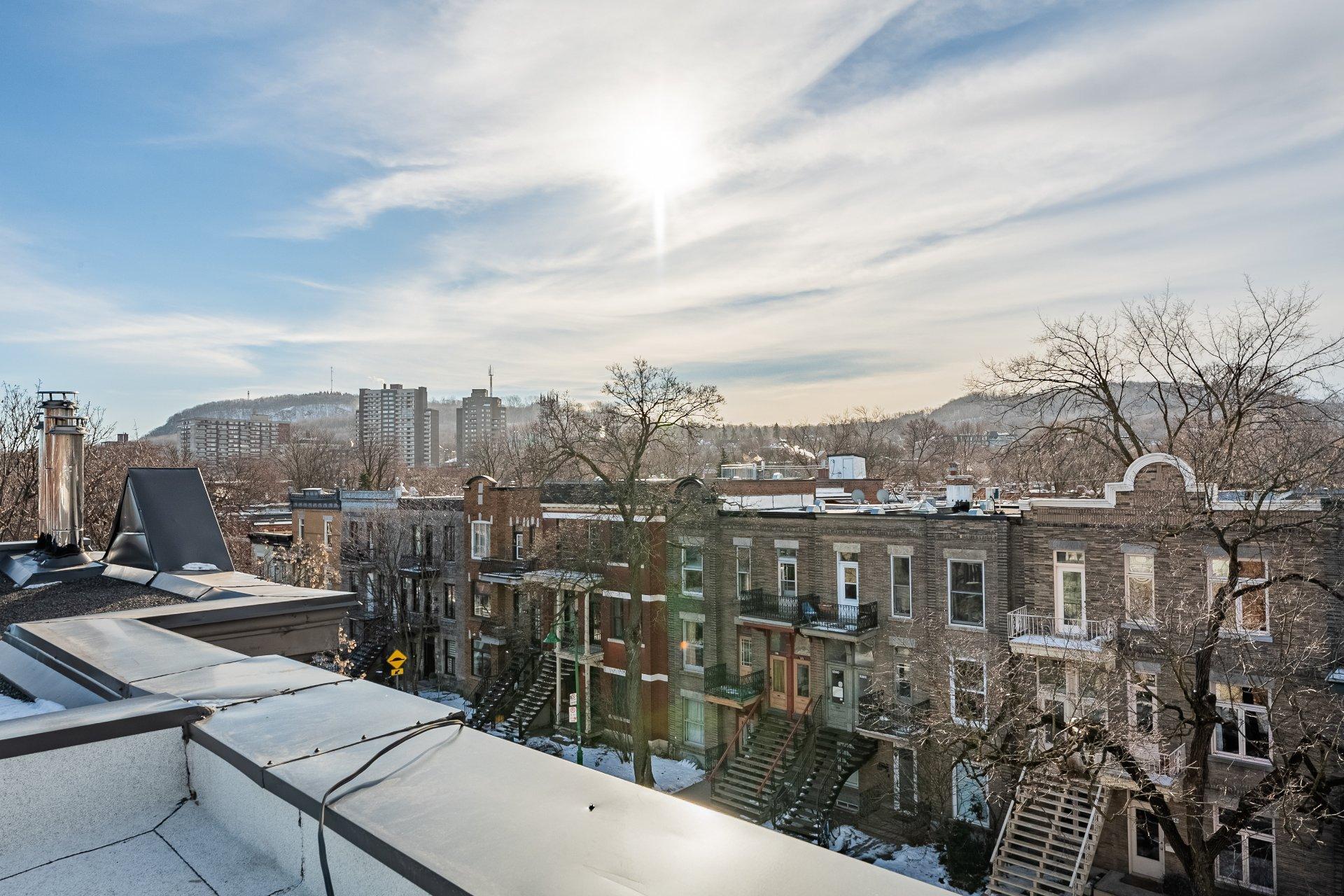 Vue Condo Montréal (Le Plateau-Mont-Royal)