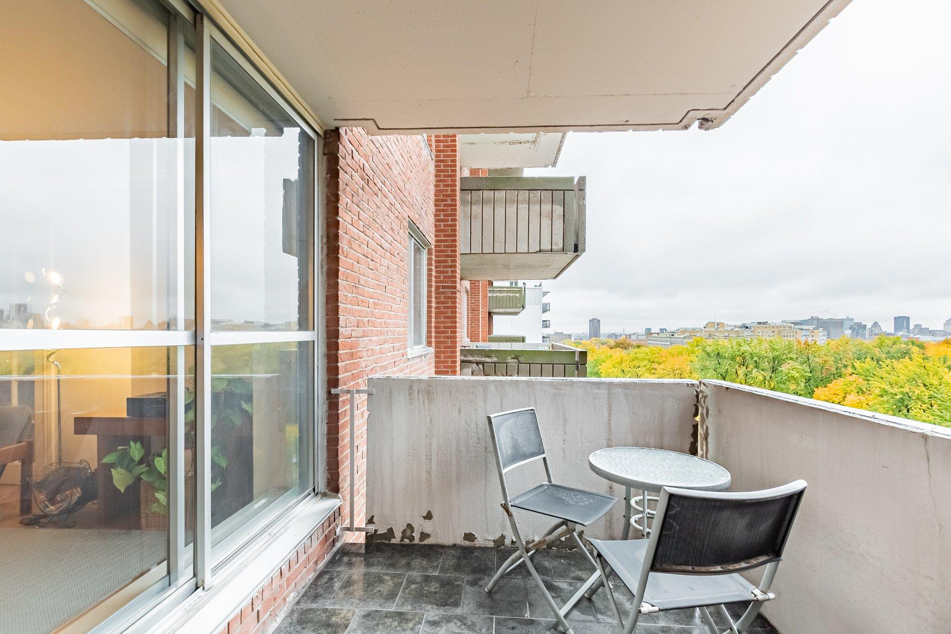 Balcony Condo Montréal (Le Plateau-Mont-Royal)