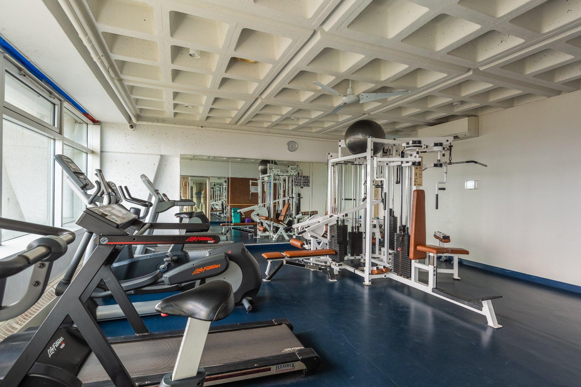 Exercise room Condo Montréal (Le Plateau-Mont-Royal)