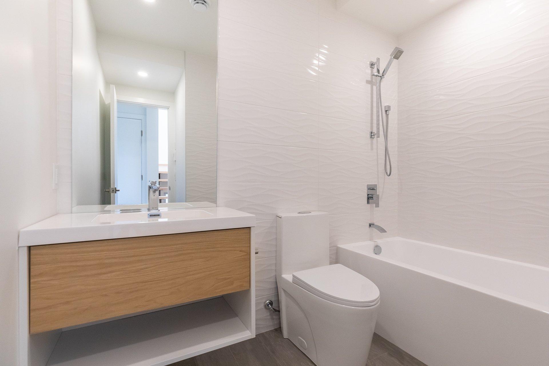 Salle de bains Duplex Montréal (Le Plateau-Mont-Royal)
