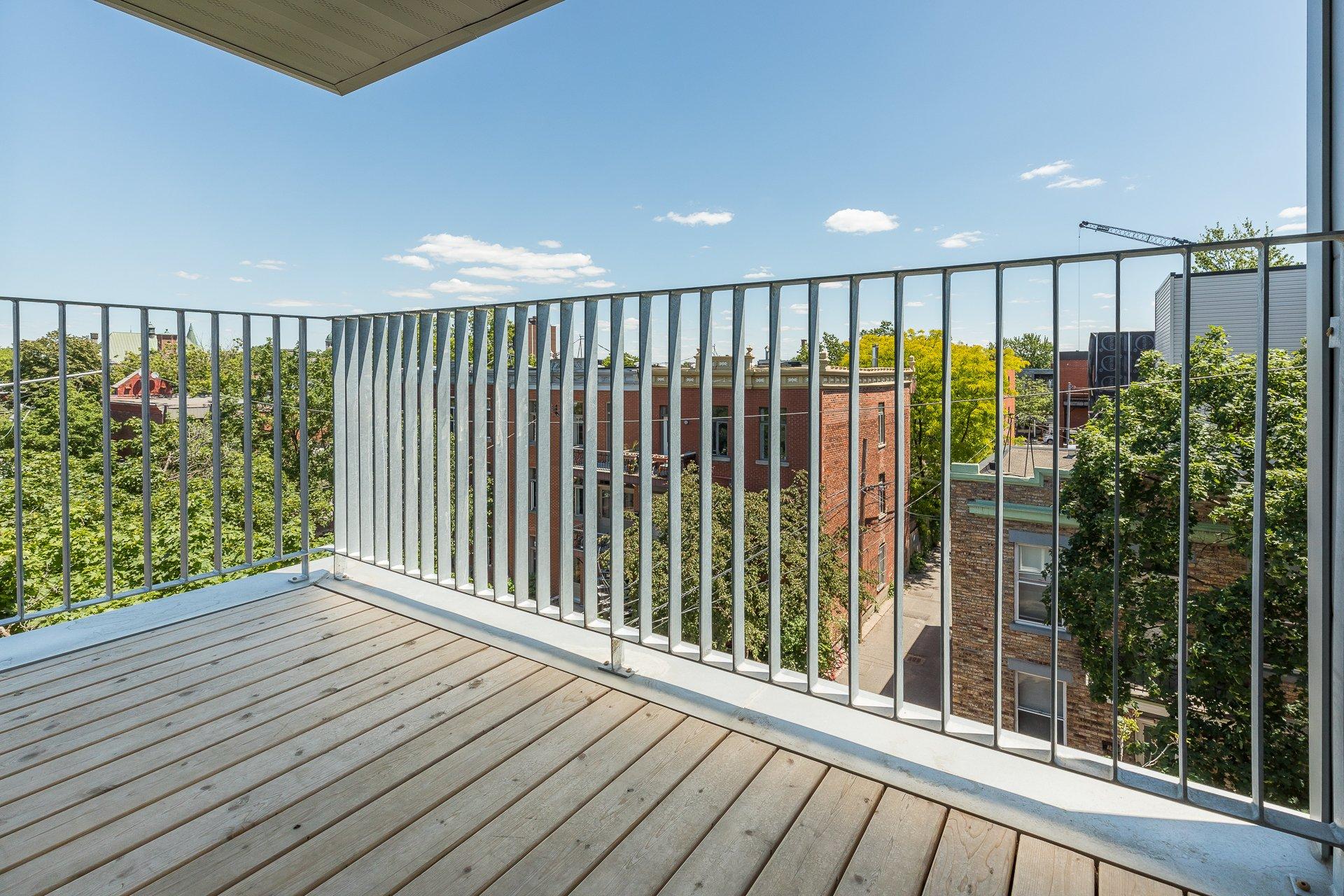 Terrasse Duplex Montréal (Le Plateau-Mont-Royal)