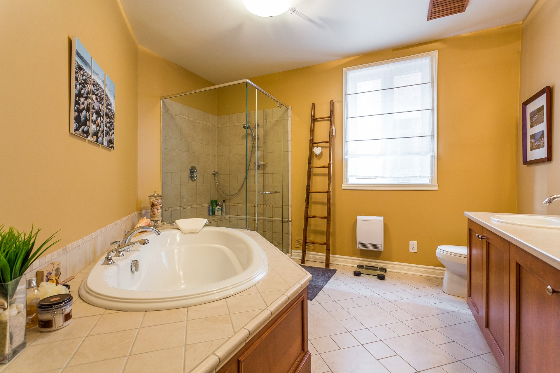 Bathroom Condo Montréal (Outremont)