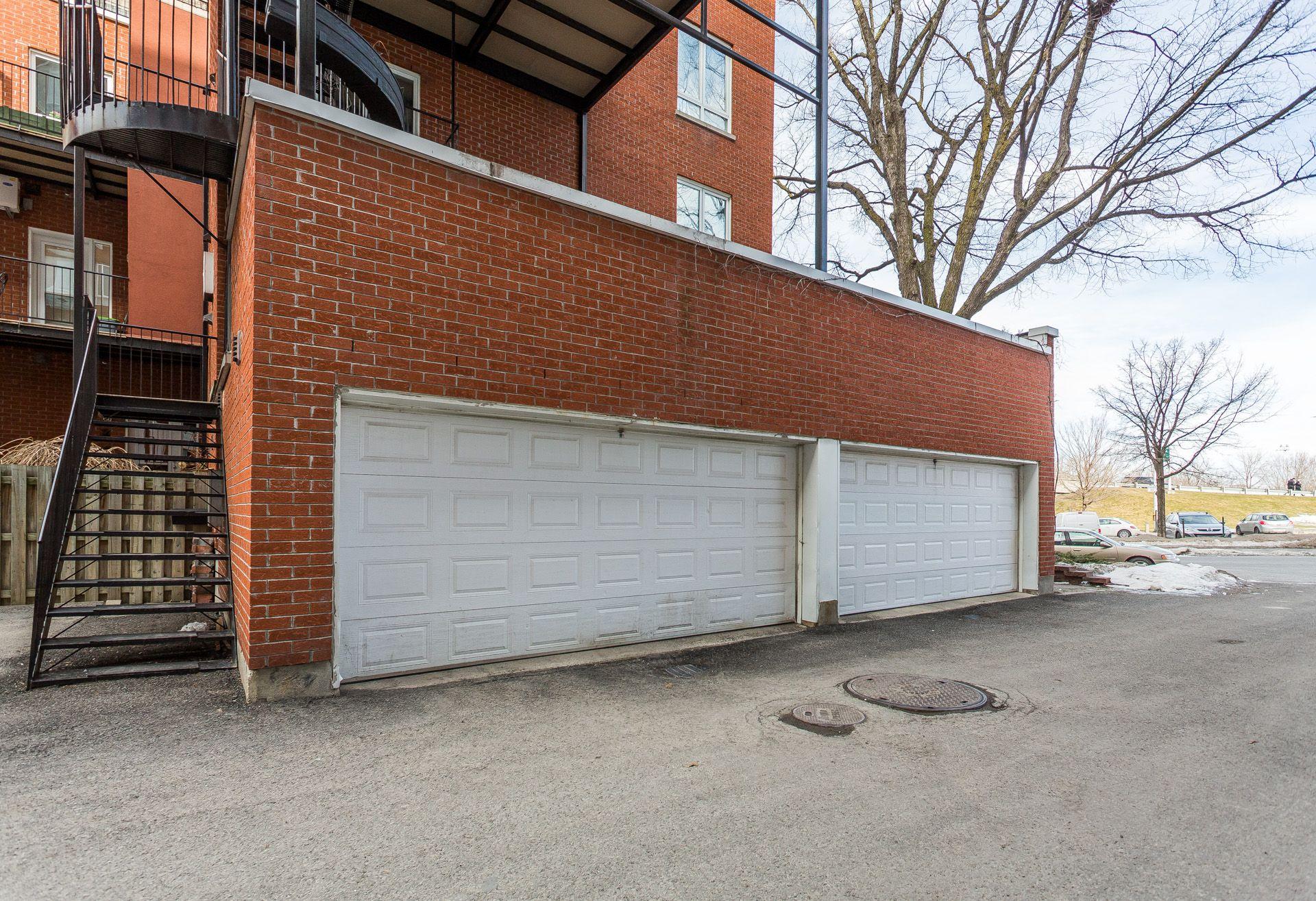 Garage Condo Montréal (Outremont)