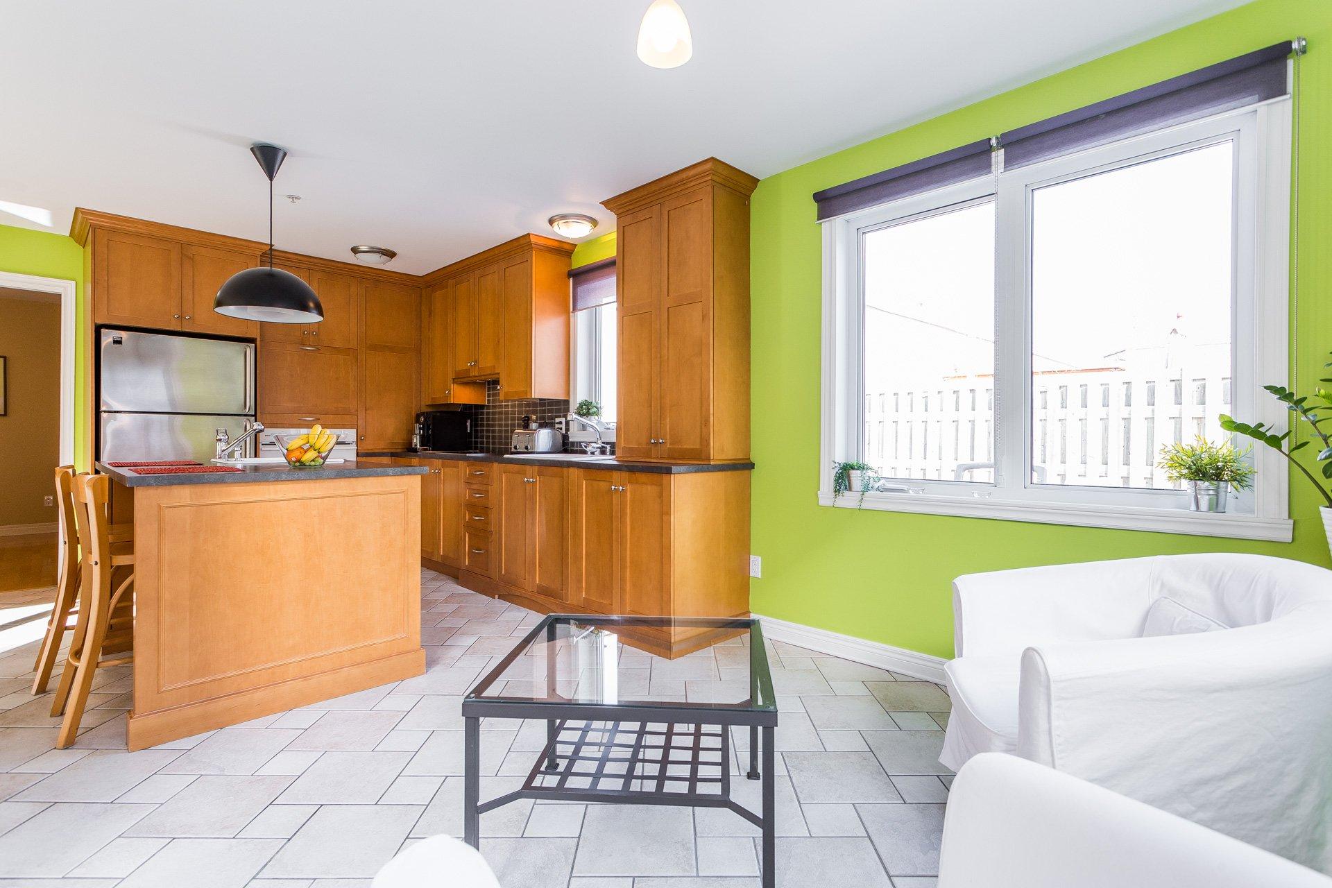 Kitchen Condo Montréal (Outremont)
