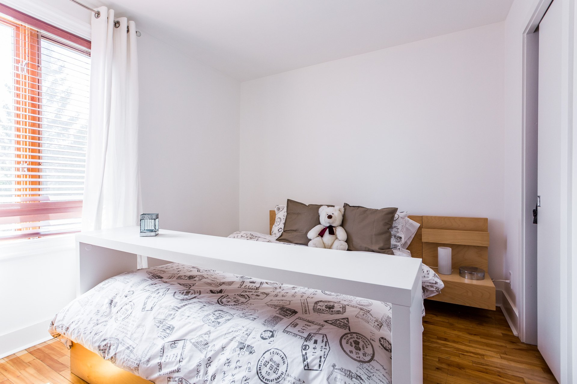 Chambre à coucher Maison Longueuil (Le Vieux-Longueuil)