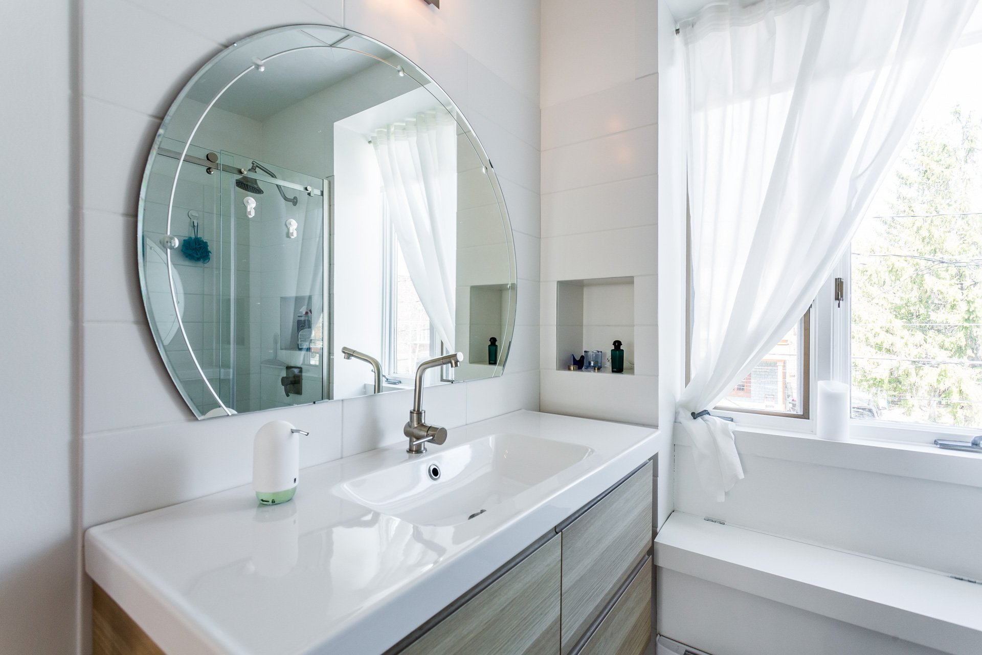 Salle de bains Maison Longueuil (Le Vieux-Longueuil)