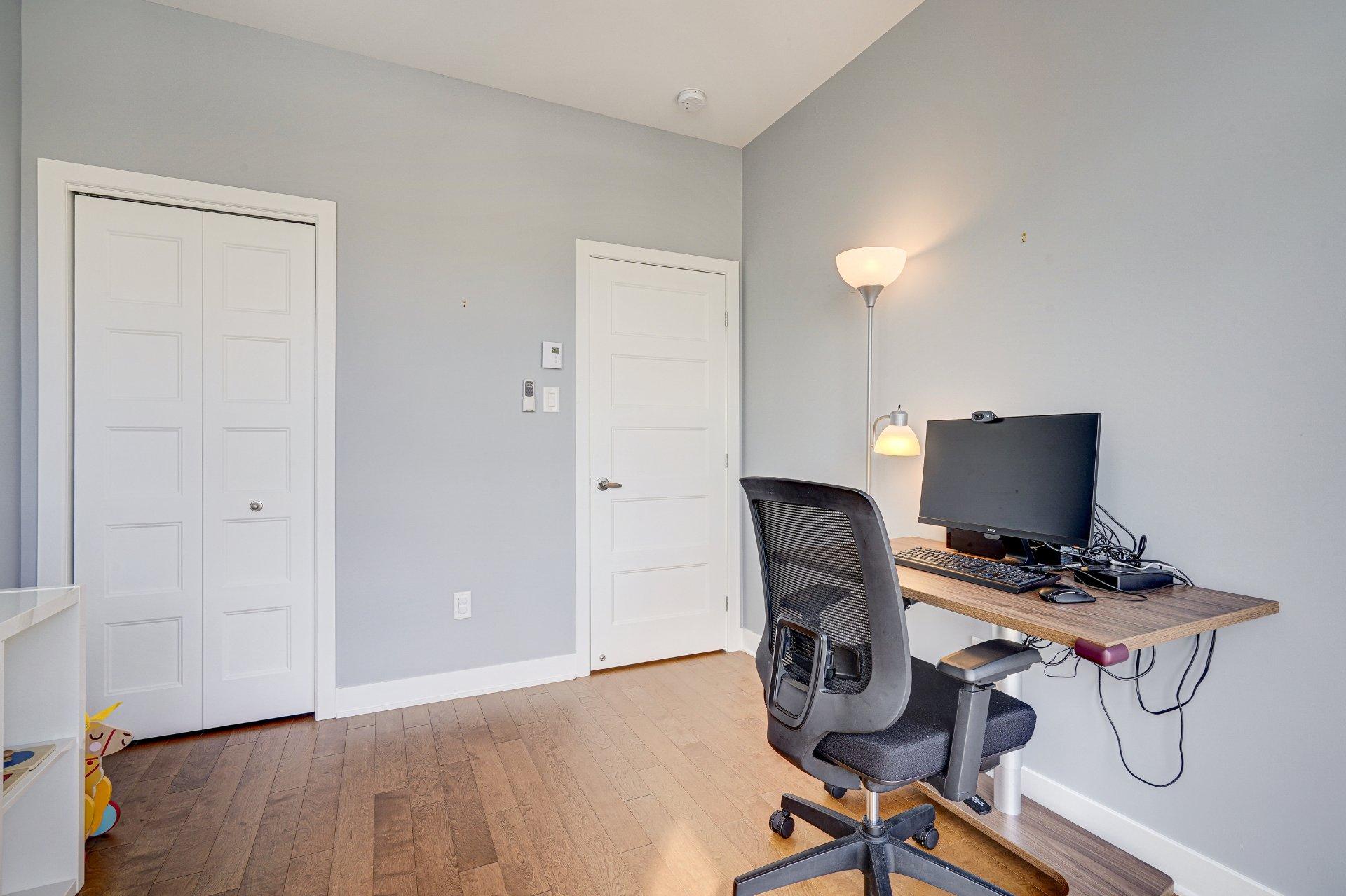 Bureau Condo Montréal (Rosemont/La Petite-Patrie)