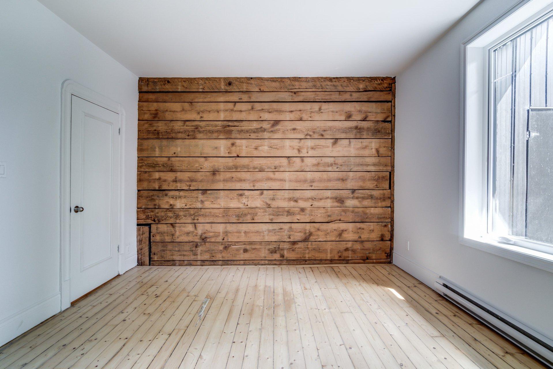 Chambre à coucher principale Condo Montréal (Mercier/Hochelaga-Maisonneuve)