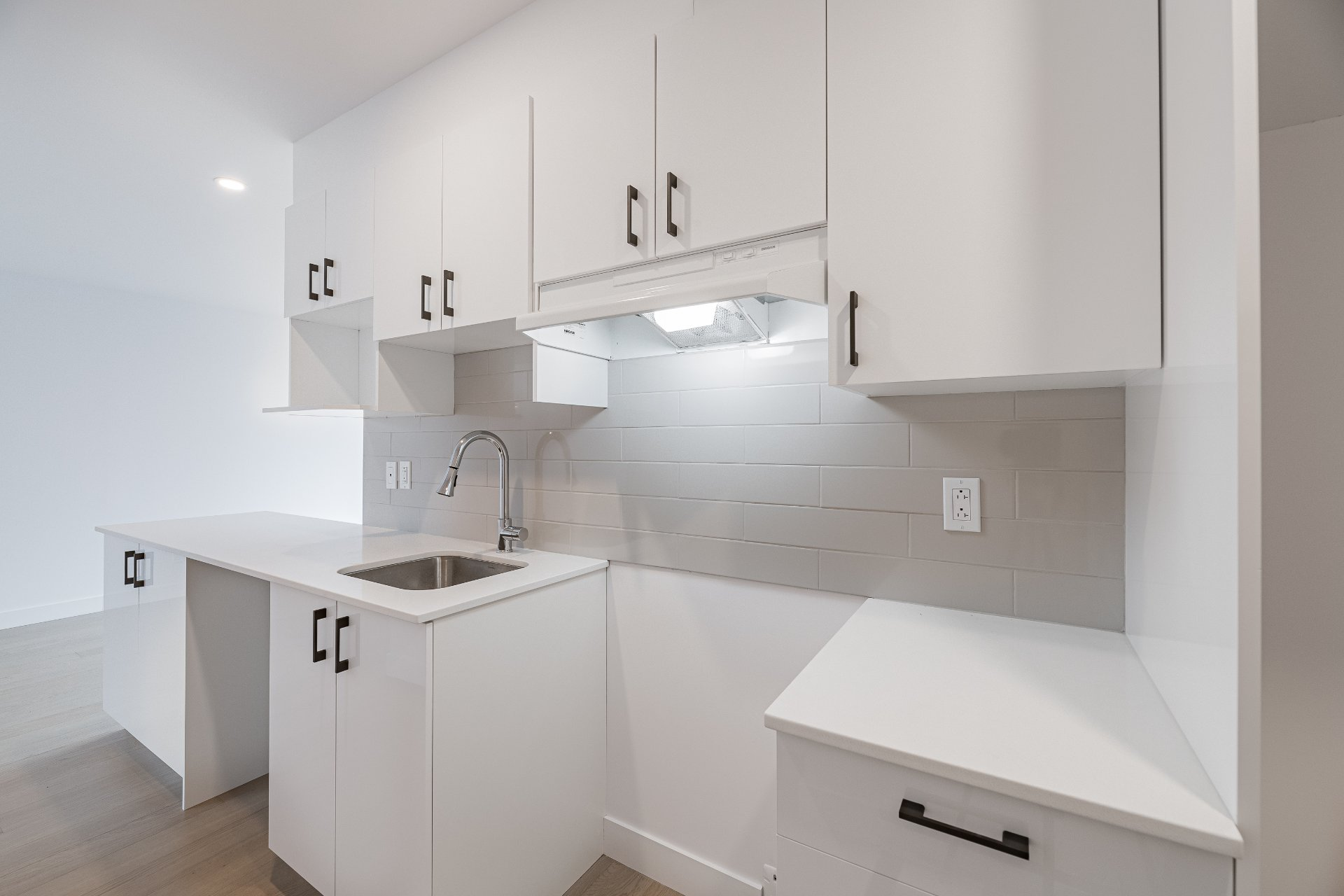 Kitchen Condo Montréal (Le Plateau-Mont-Royal)