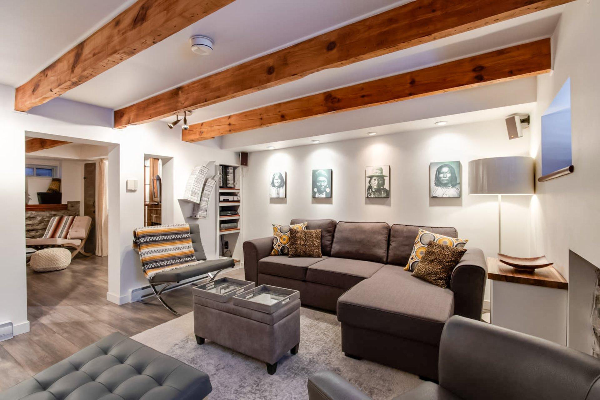 Salon Duplex Montréal (Le Plateau-Mont-Royal)