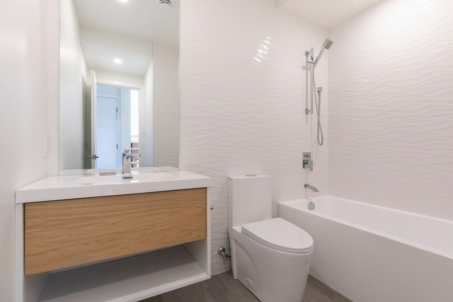 Salle de bains Maison Montréal (Le Plateau-Mont-Royal)