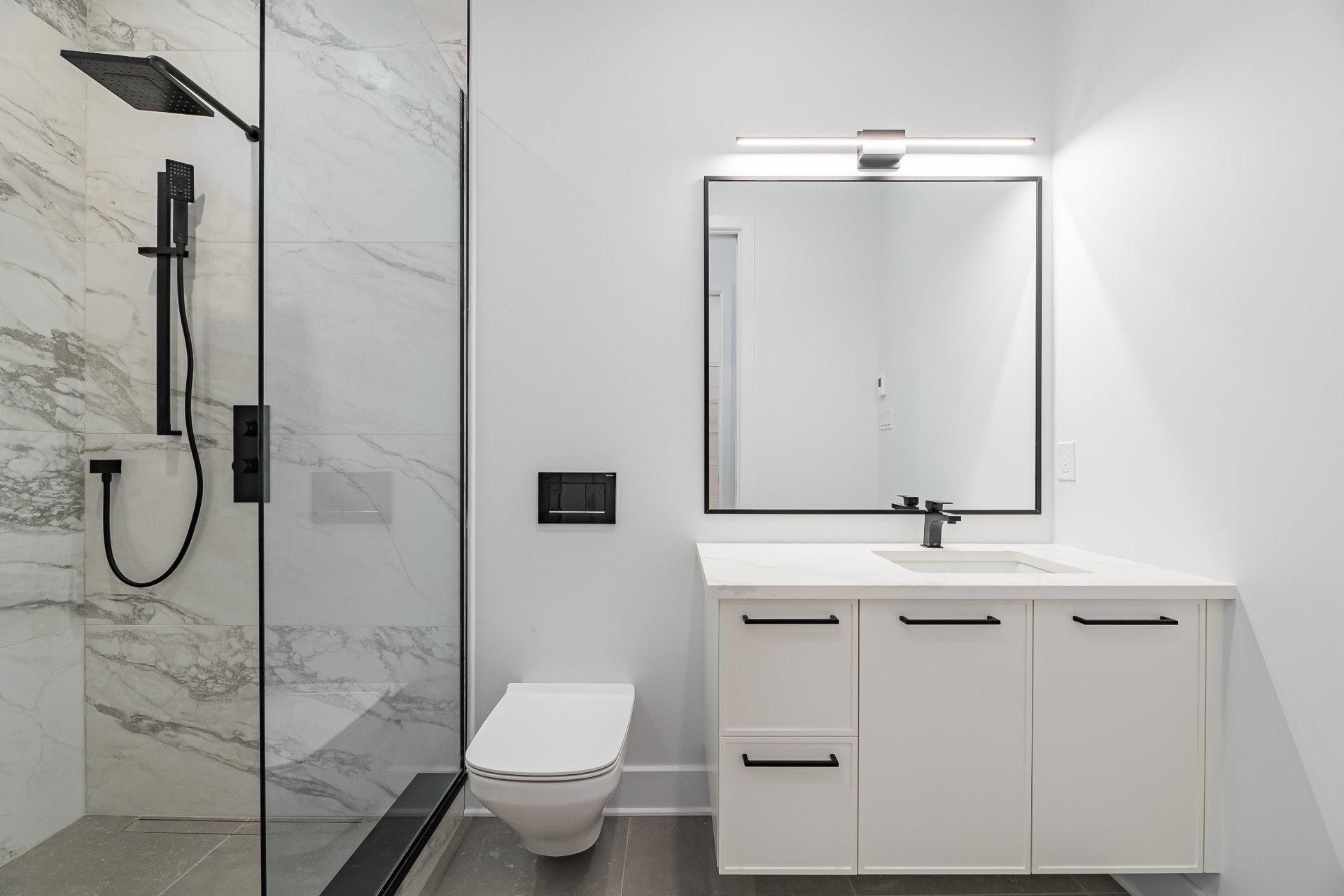 Salle de bains Maison Montréal (Villeray/Saint-Michel/Parc-Extension)