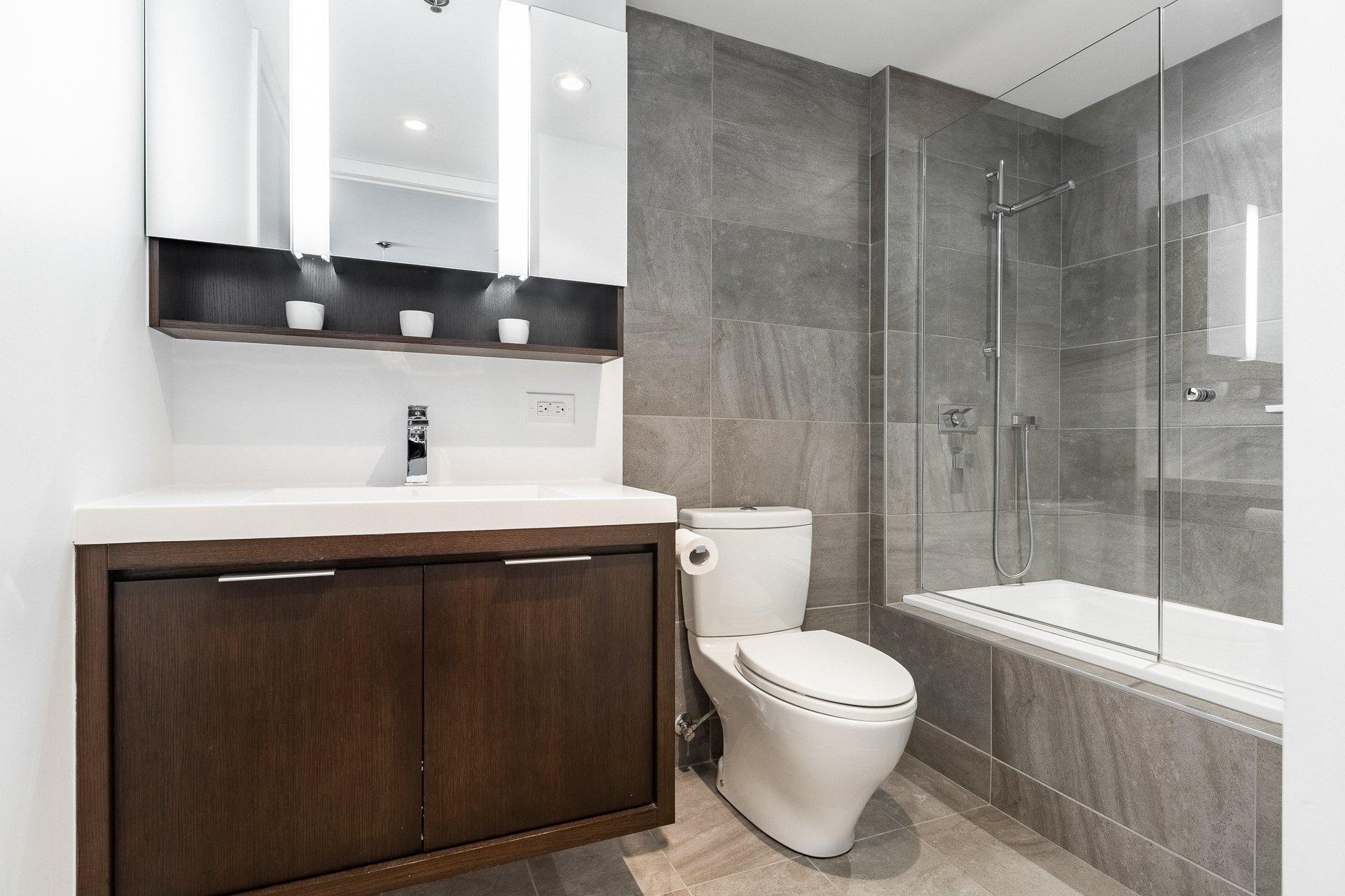 Salle de bains Condo Montréal (Le Sud-Ouest)