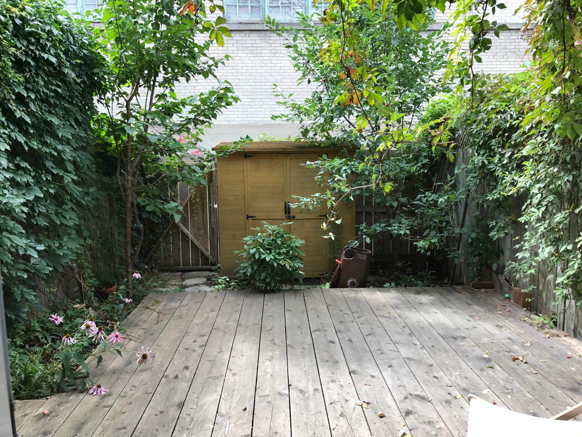 Cour Condo Montréal (Rosemont/La Petite-Patrie)