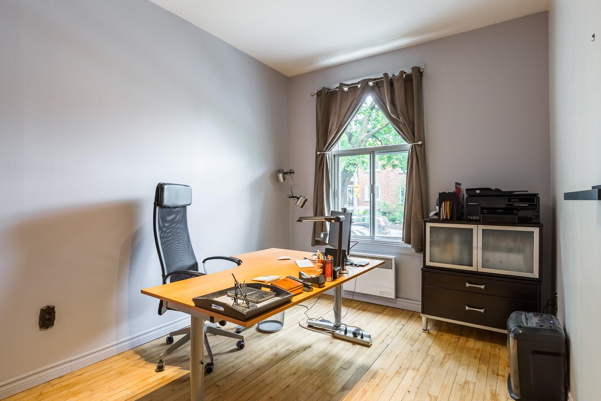 Bureau Duplex Montréal (Rosemont/La Petite-Patrie)