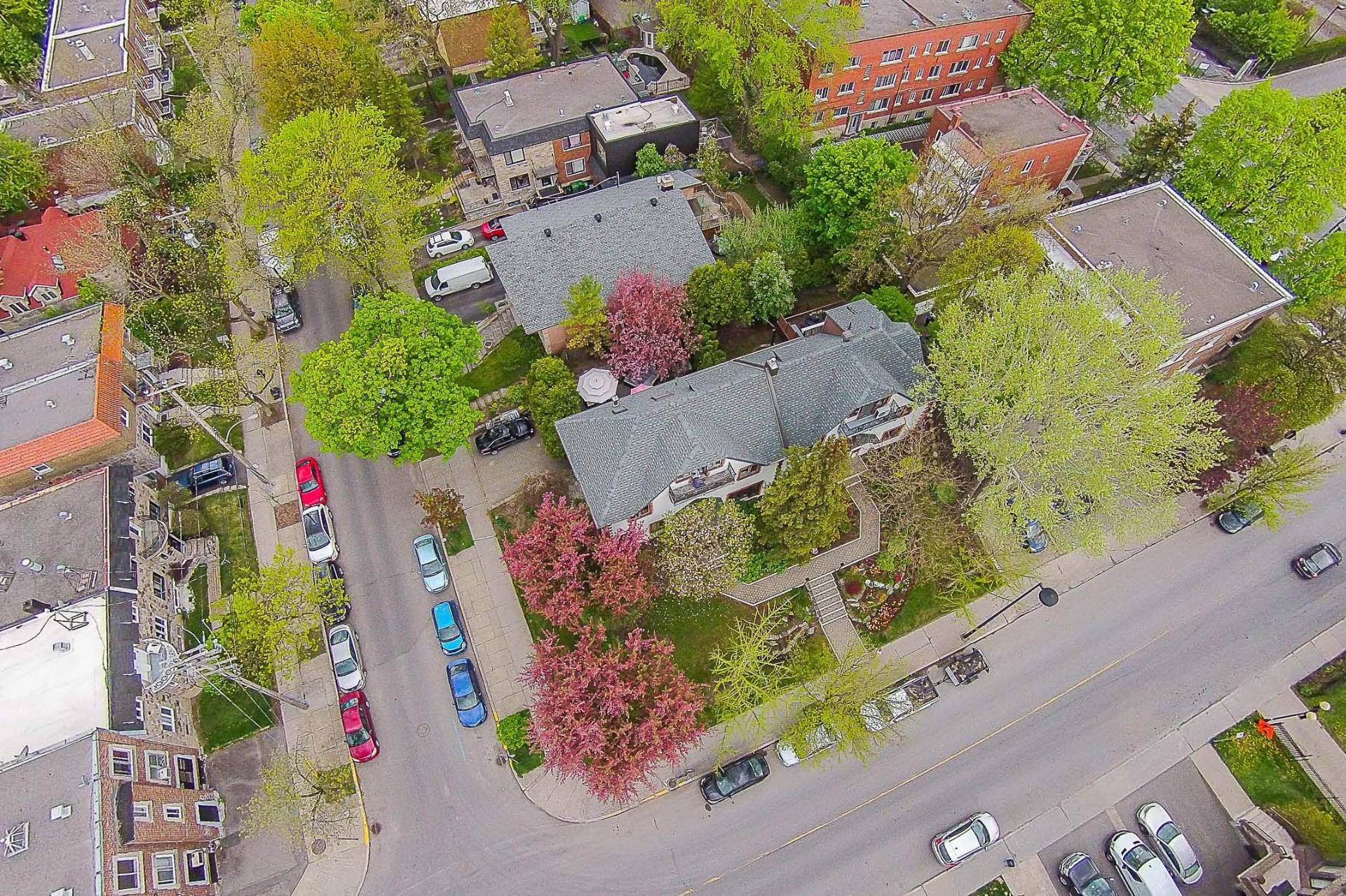 Jardin Maison Montréal (Rosemont/La Petite-Patrie)