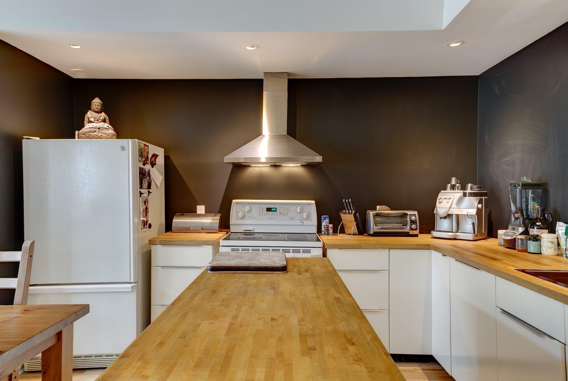 Kitchen Condo Montréal (Rosemont/La Petite-Patrie)