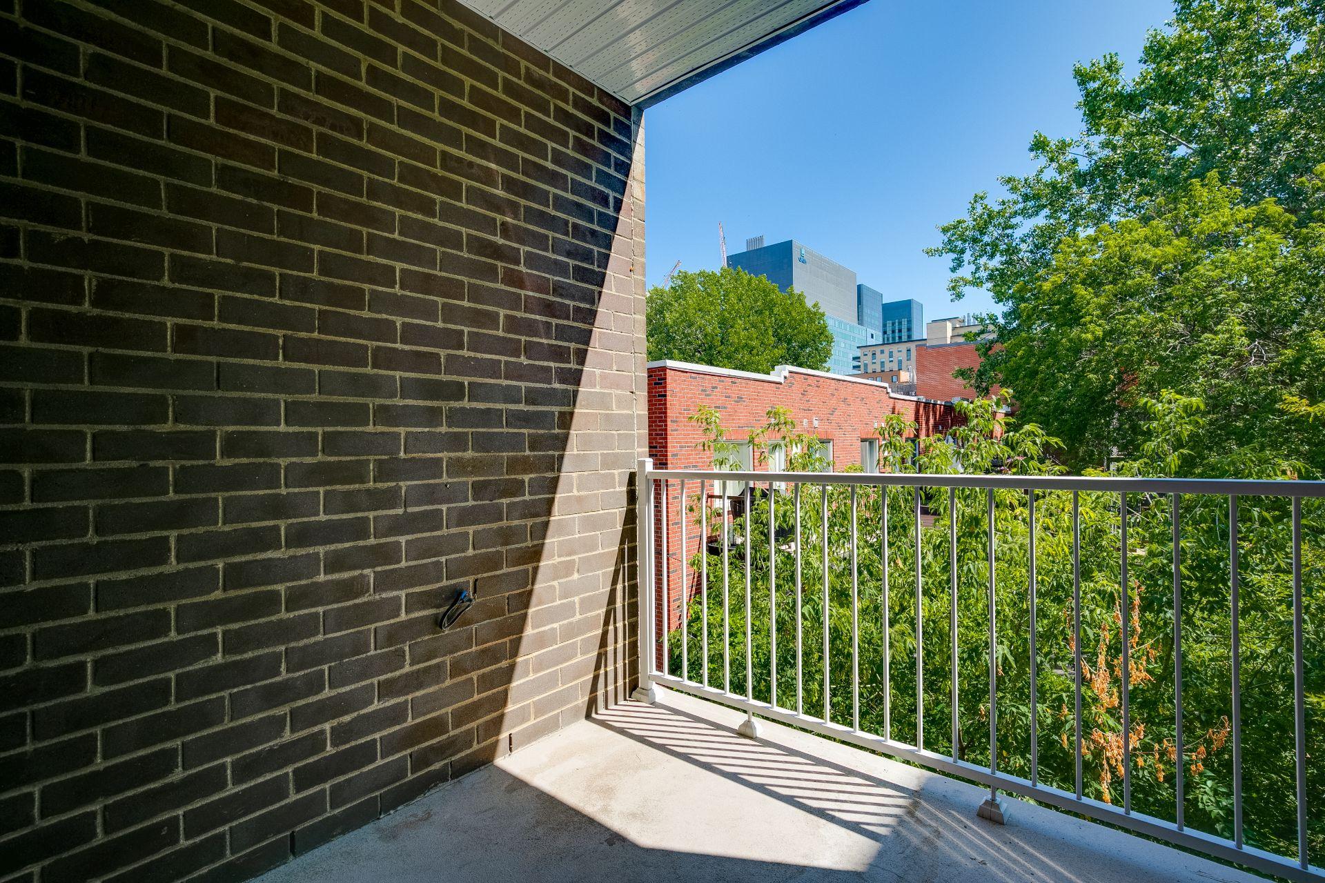 Balcon Propriété à revenus Montréal (Ville-Marie)