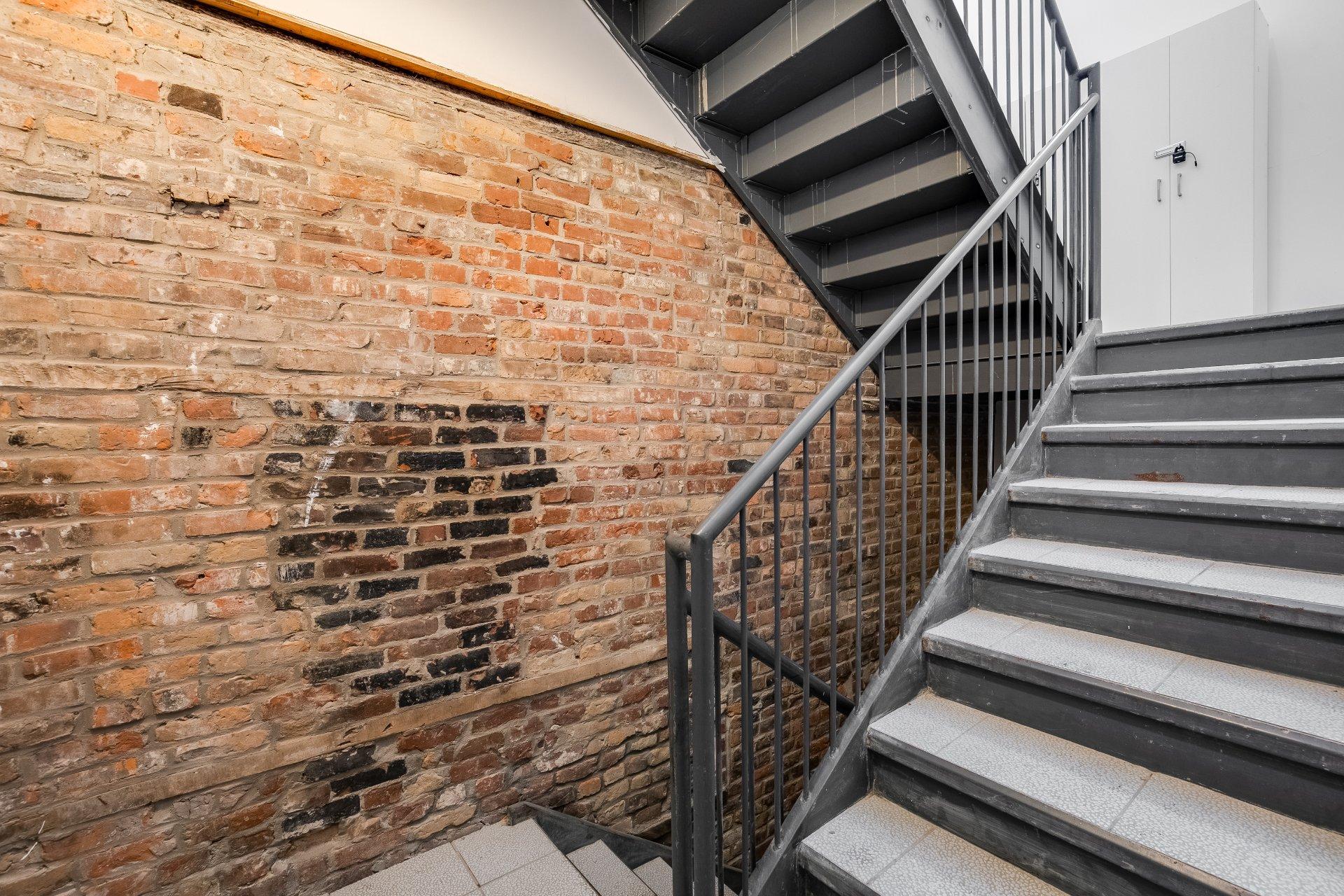 Escalier Propriété à revenus Montréal (Ville-Marie)