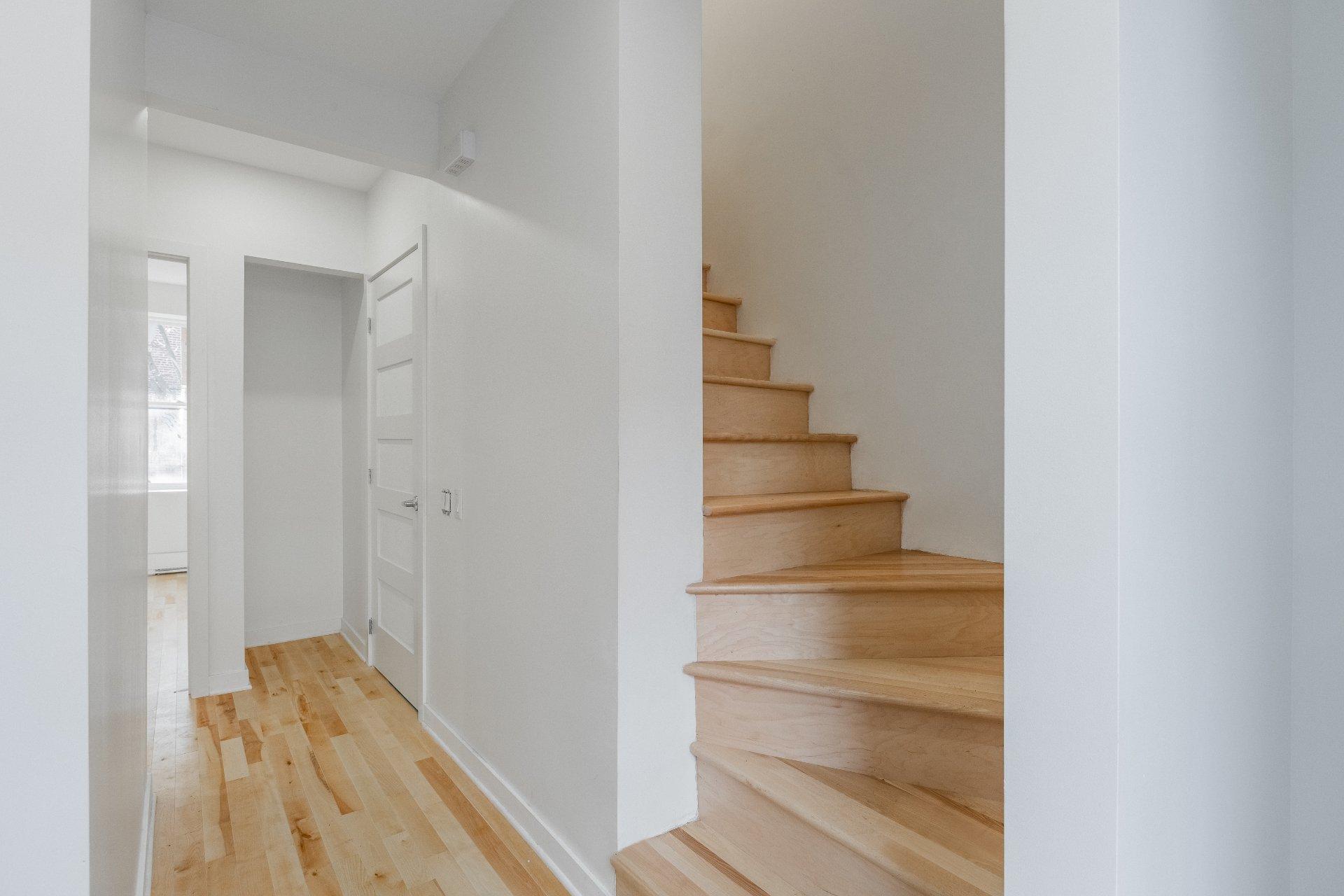 Escalier Duplex Montréal (Ville-Marie)