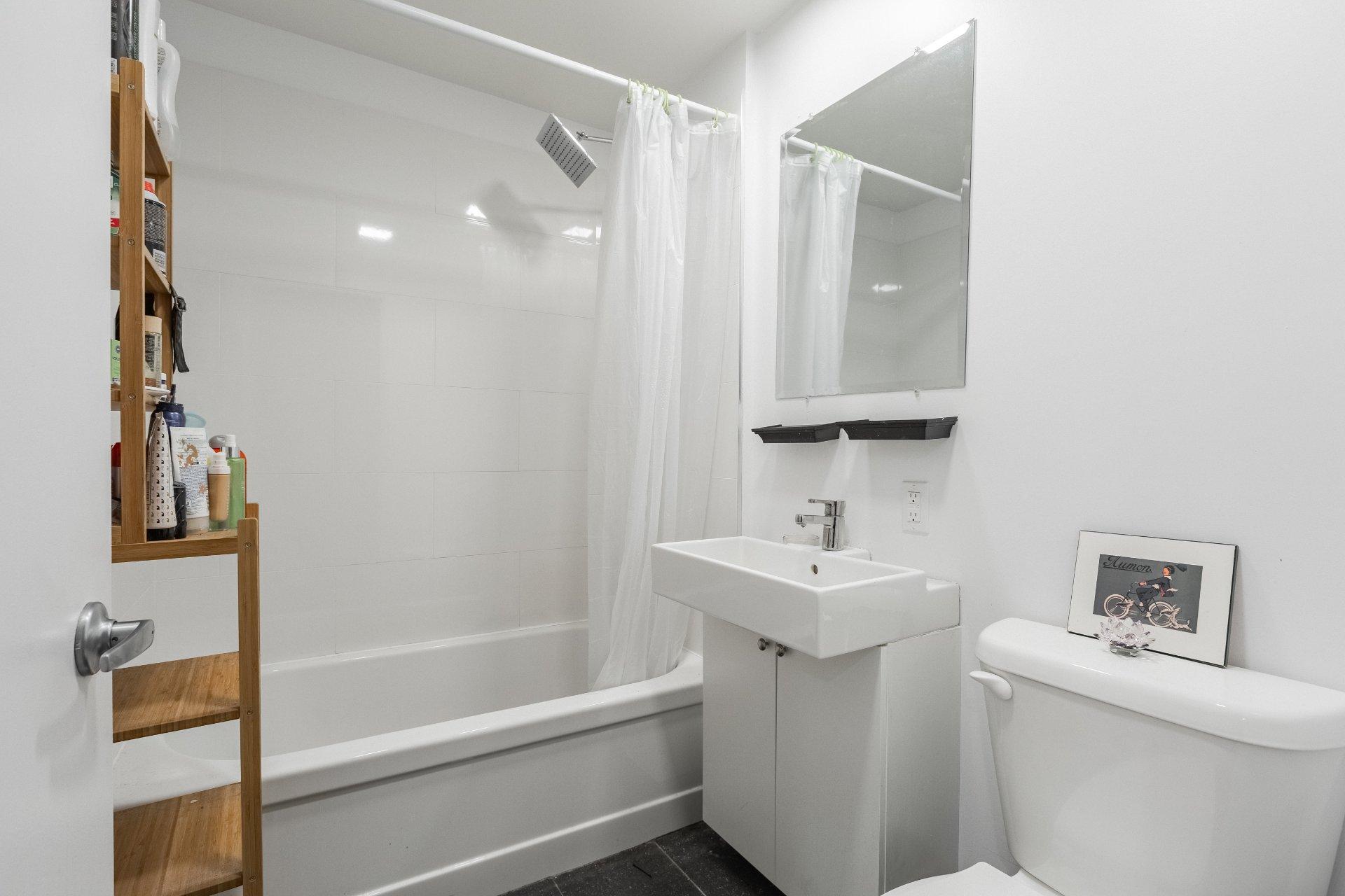 Salle de bains Duplex Montréal (Ville-Marie)