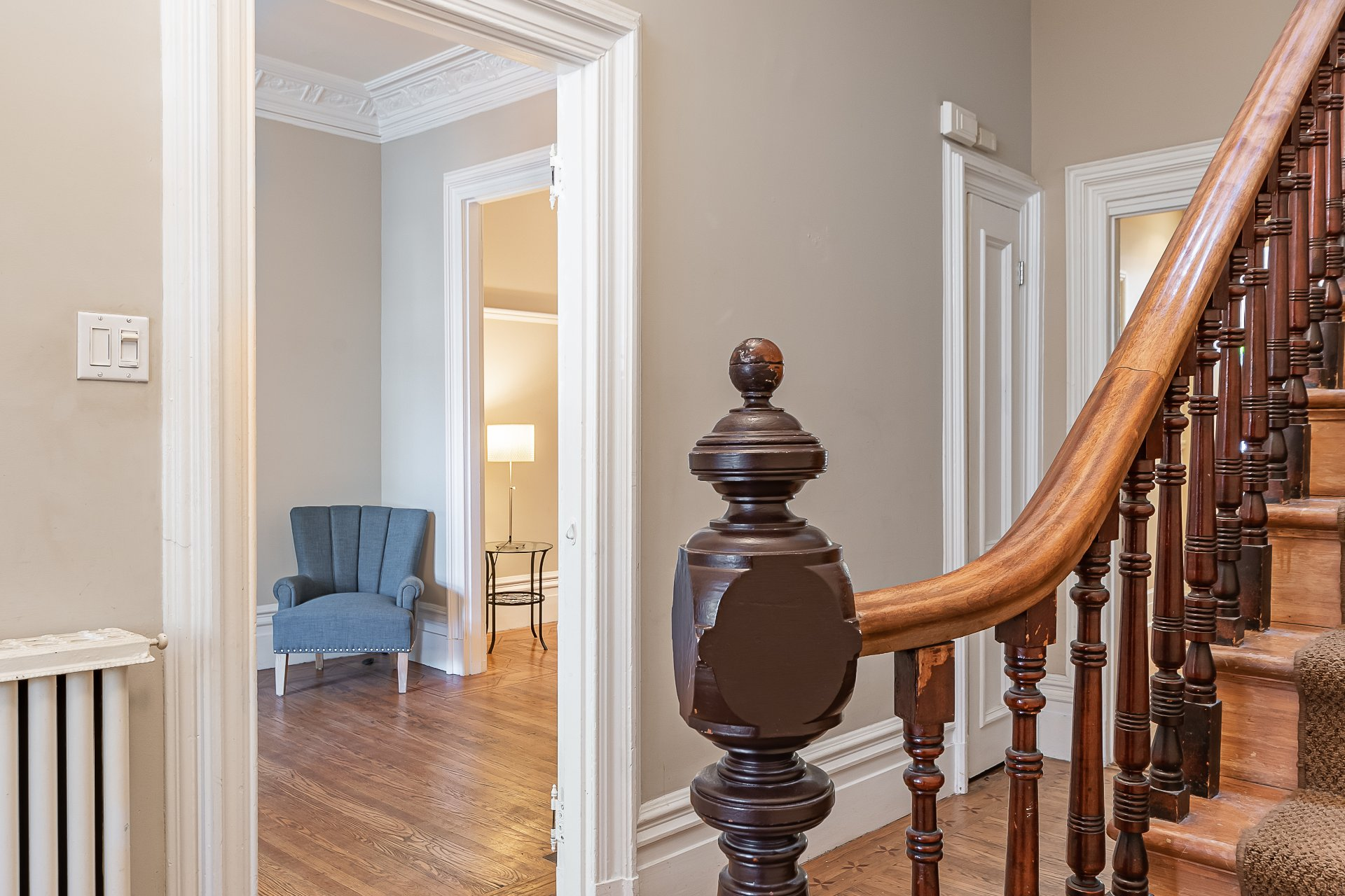 Corridor Maison Montréal (Le Plateau-Mont-Royal)