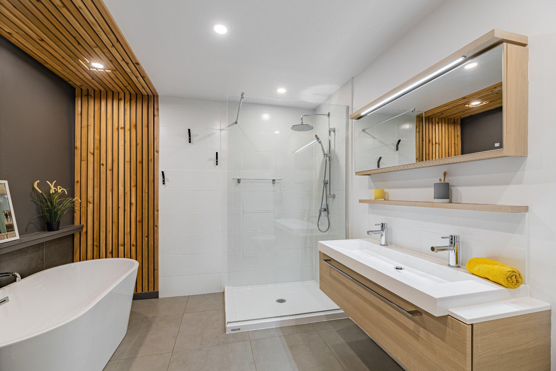 Salle de bains Condo Montréal (Ville-Marie)