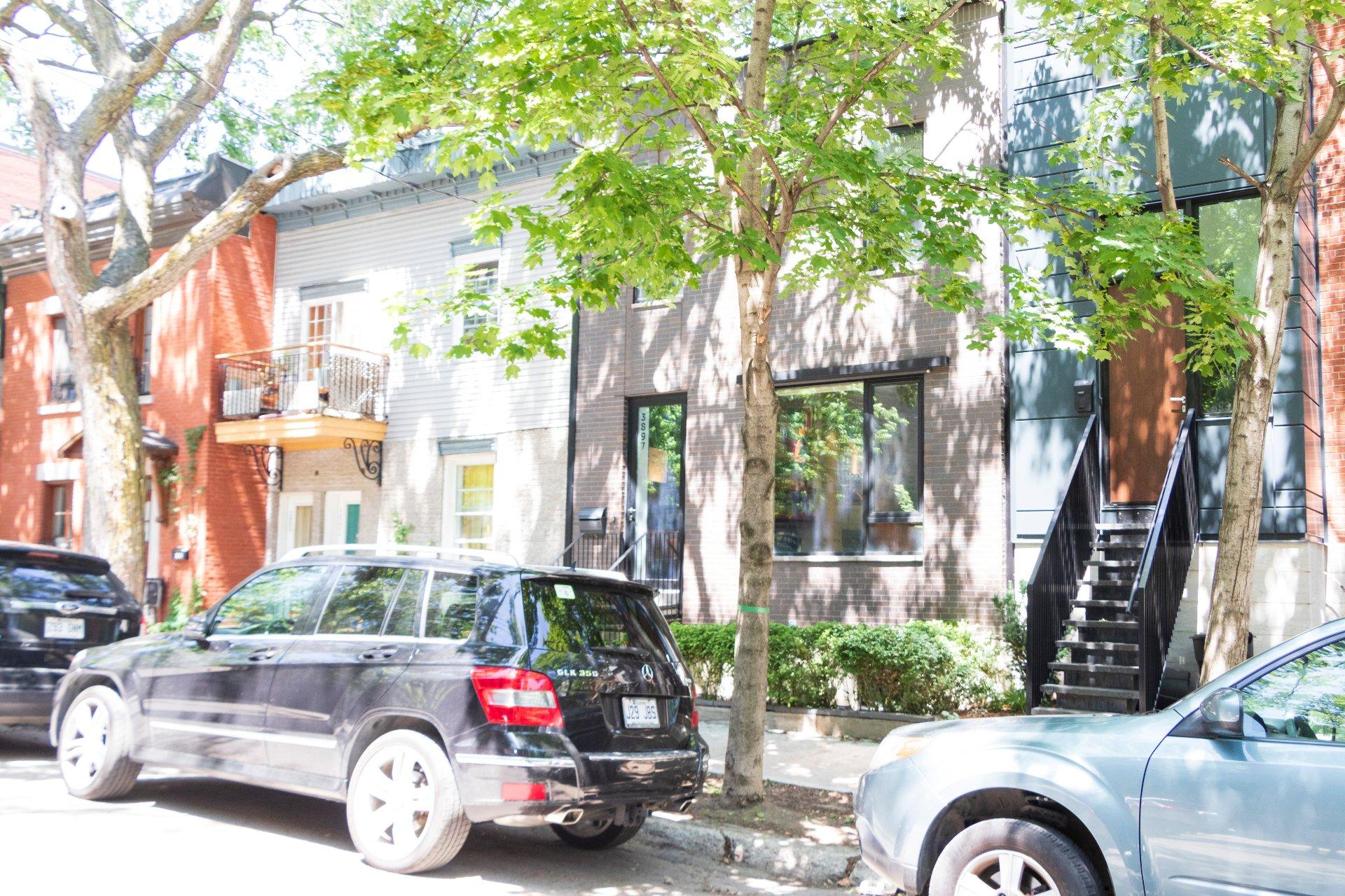 Rue Maison Montréal (Le Plateau-Mont-Royal)
