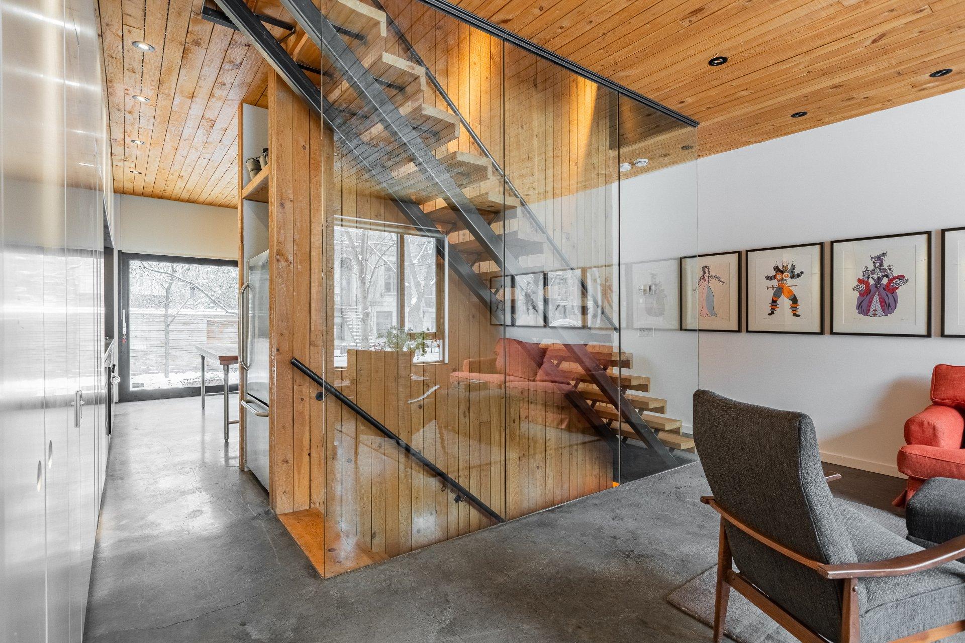 Vue d'ensemble Maison Montréal (Le Plateau-Mont-Royal)