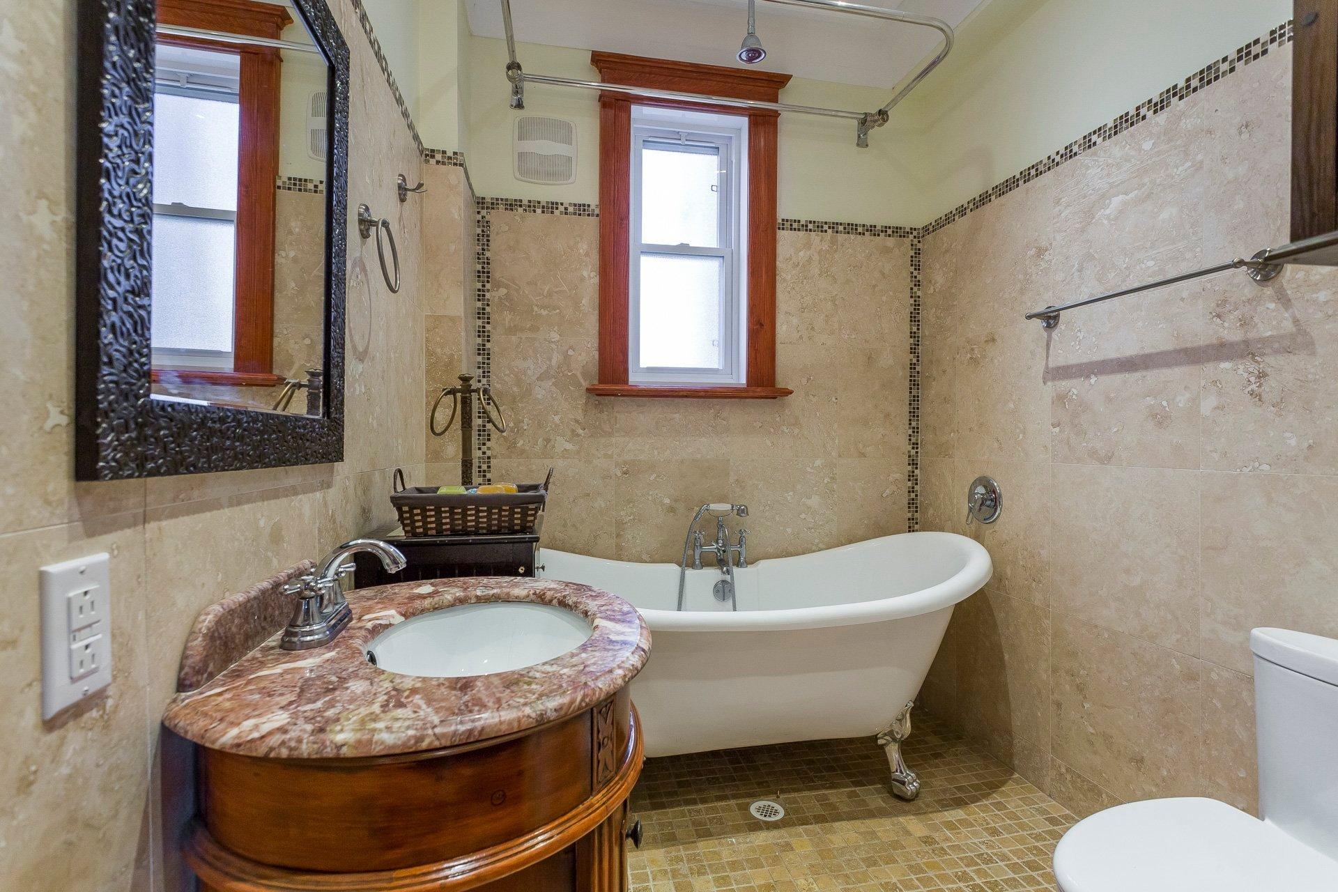 Salle de bains Duplex Montréal (Ahuntsic-Cartierville)