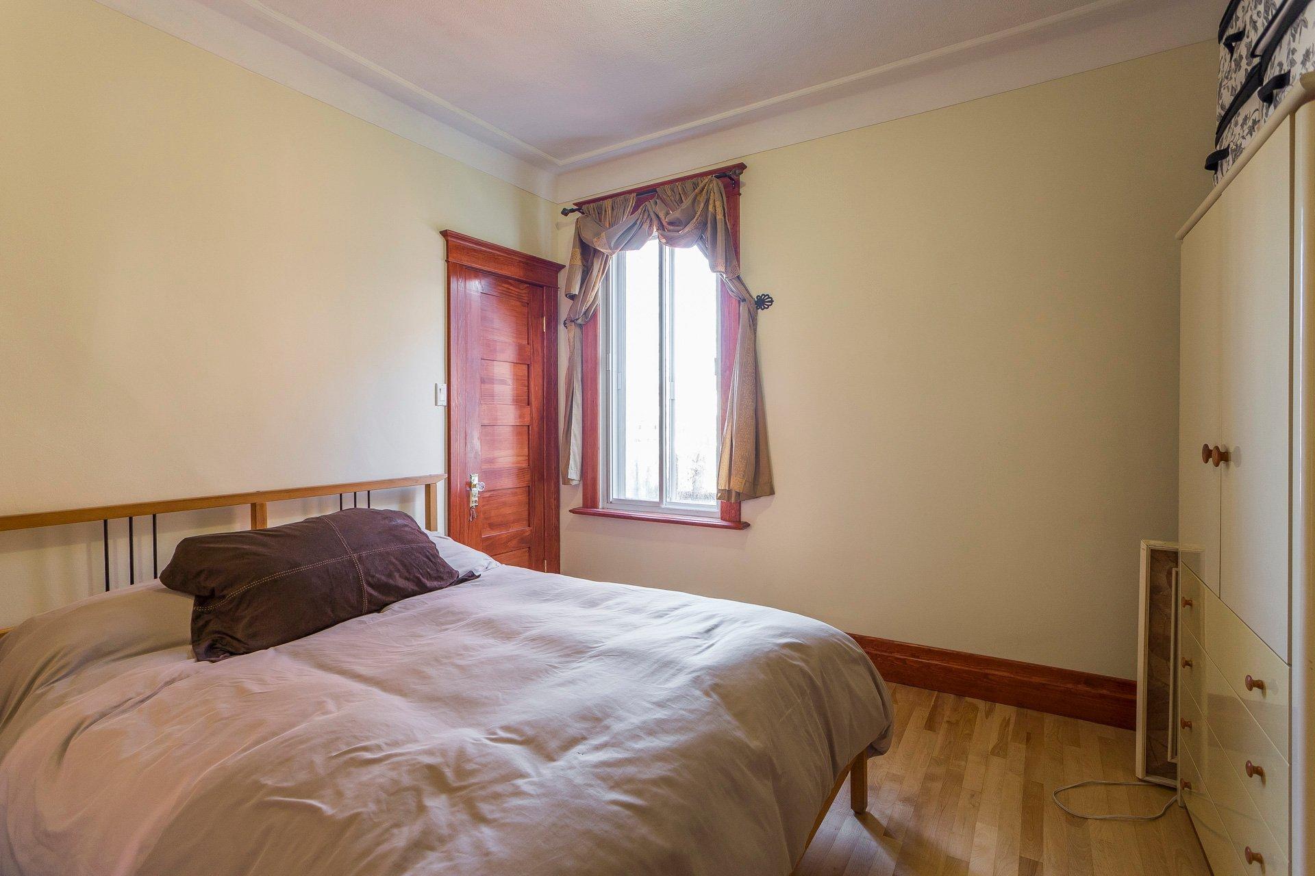 Chambre à coucher principale Duplex Montréal (Ahuntsic-Cartierville)