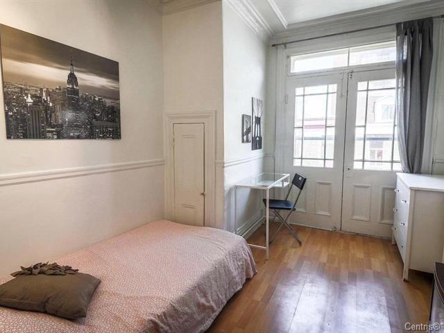 Chambre à coucher Duplex Montréal (Ville-Marie)