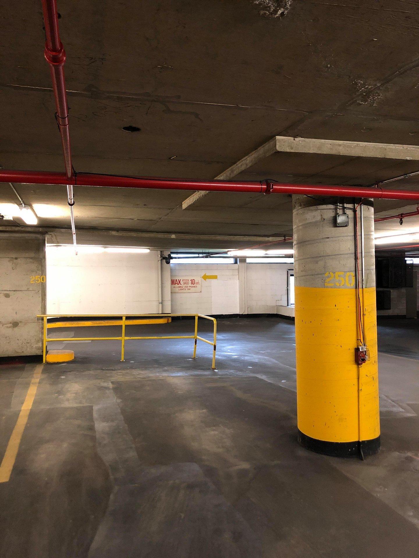 Garage Condo Montréal (Ville-Marie)