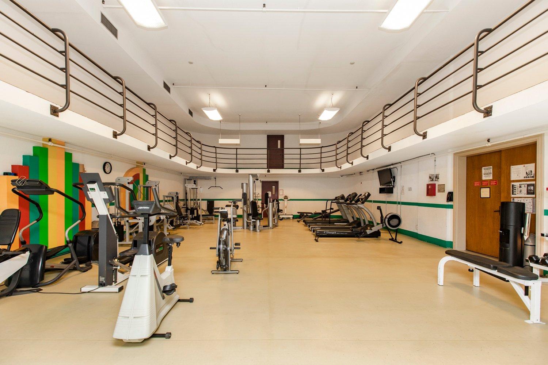 Salle d'exercice Condo Montréal (Ville-Marie)