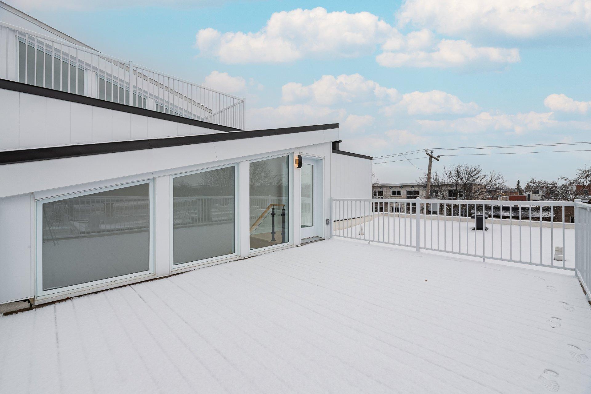 Terrasse Maison Montréal (Villeray/Saint-Michel/Parc-Extension)