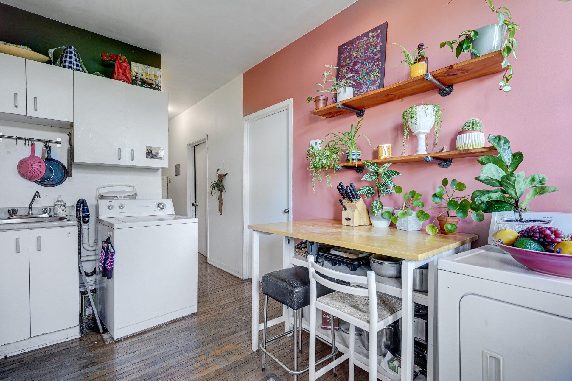 Cuisine Propriété à revenus Montréal (Rosemont/La Petite-Patrie)