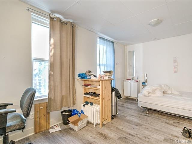 Chambre à coucher Maison Montréal (Ville-Marie)